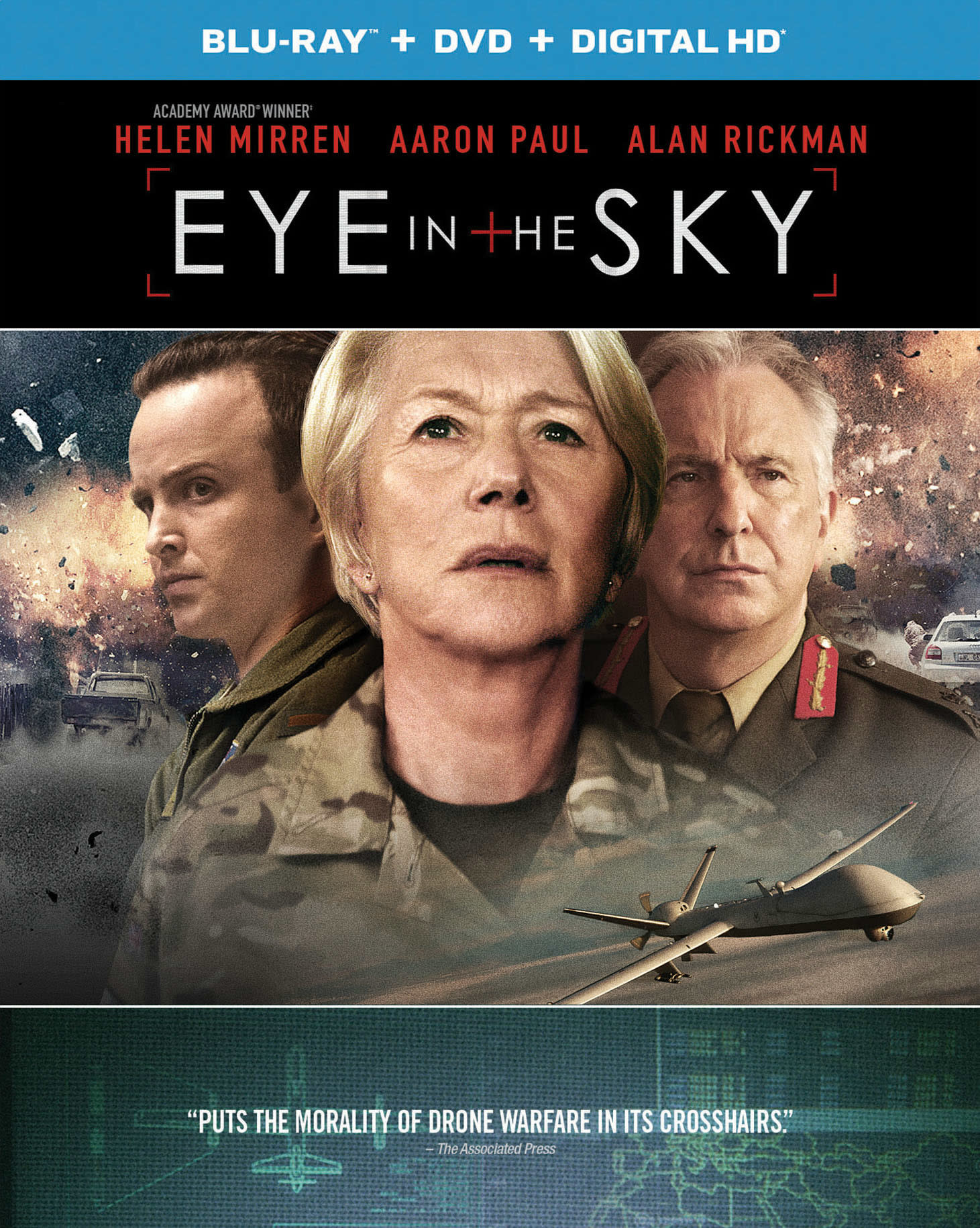 Eye in the Sky (DVD + Digital) [Blu-ray]
