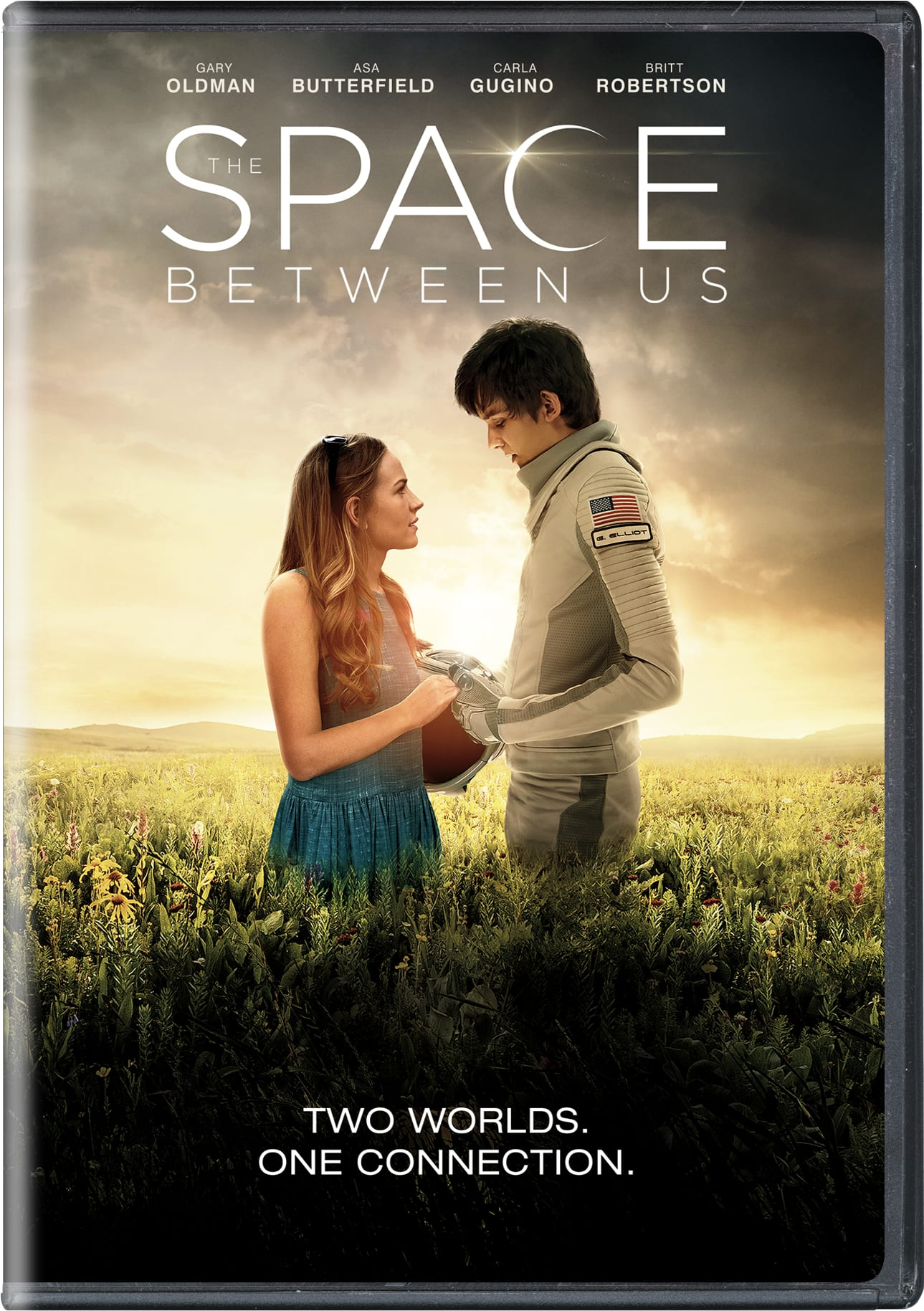 The Space Between Us [DVD]