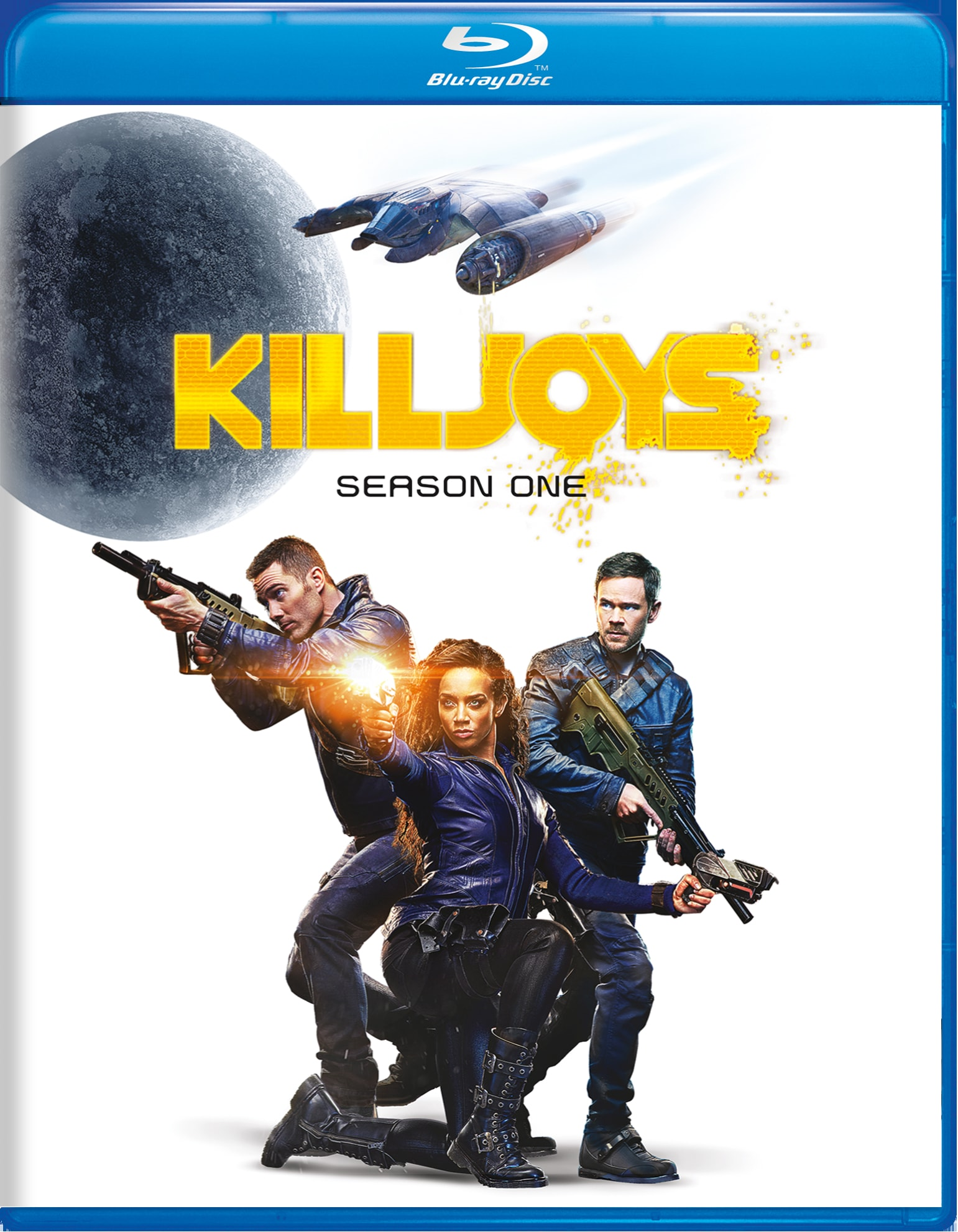 Killjoys: Season One [Blu-ray]