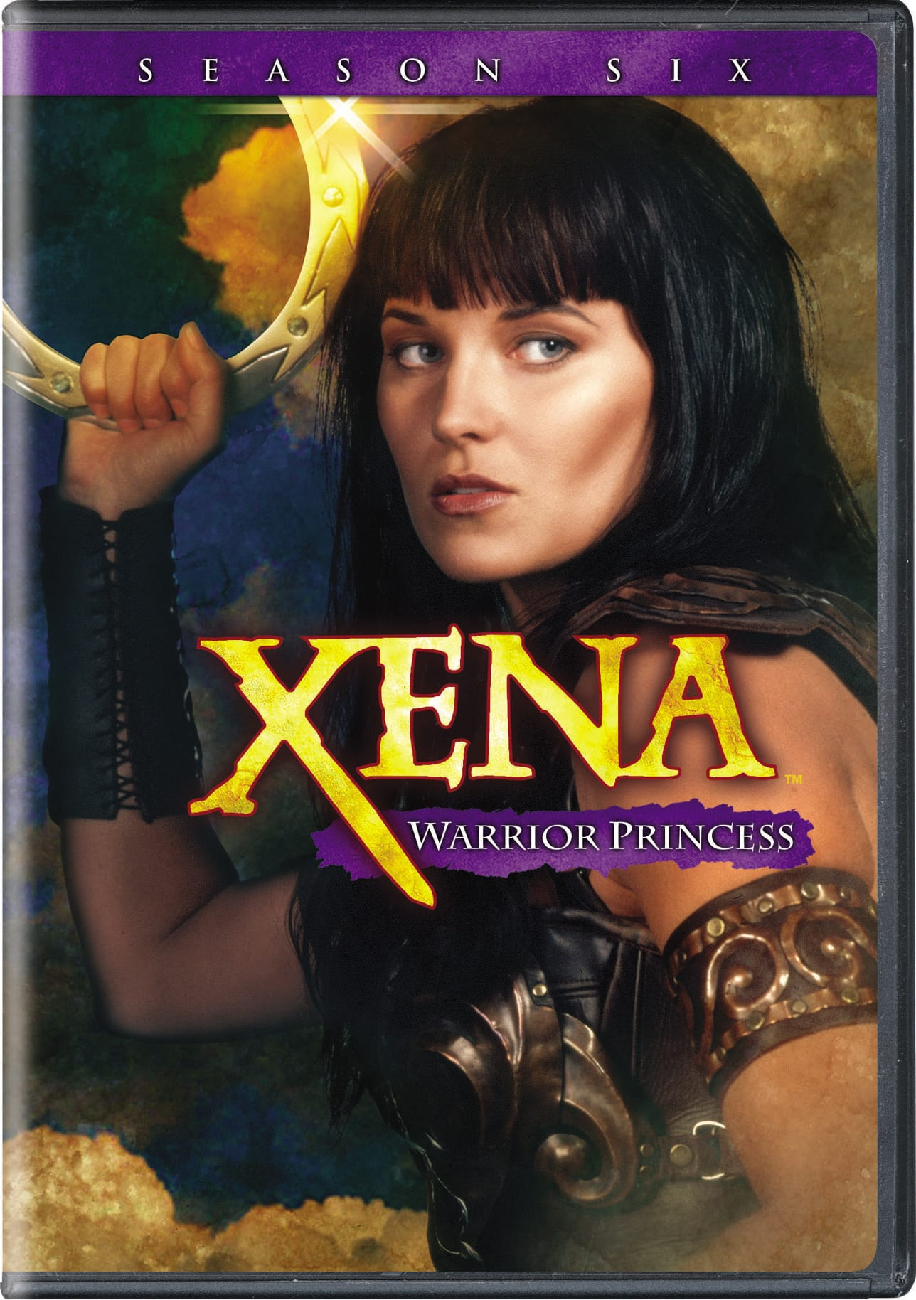 Xena - Warrior Princess: Complete Season 6 [DVD]