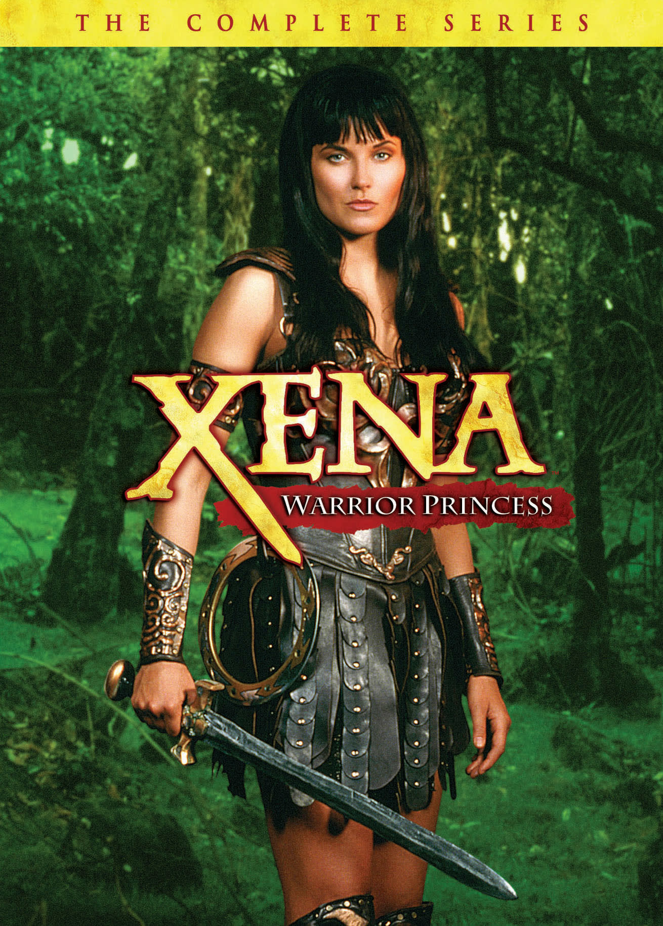 Xena: Warrior Princess - The Complete Series [DVD]