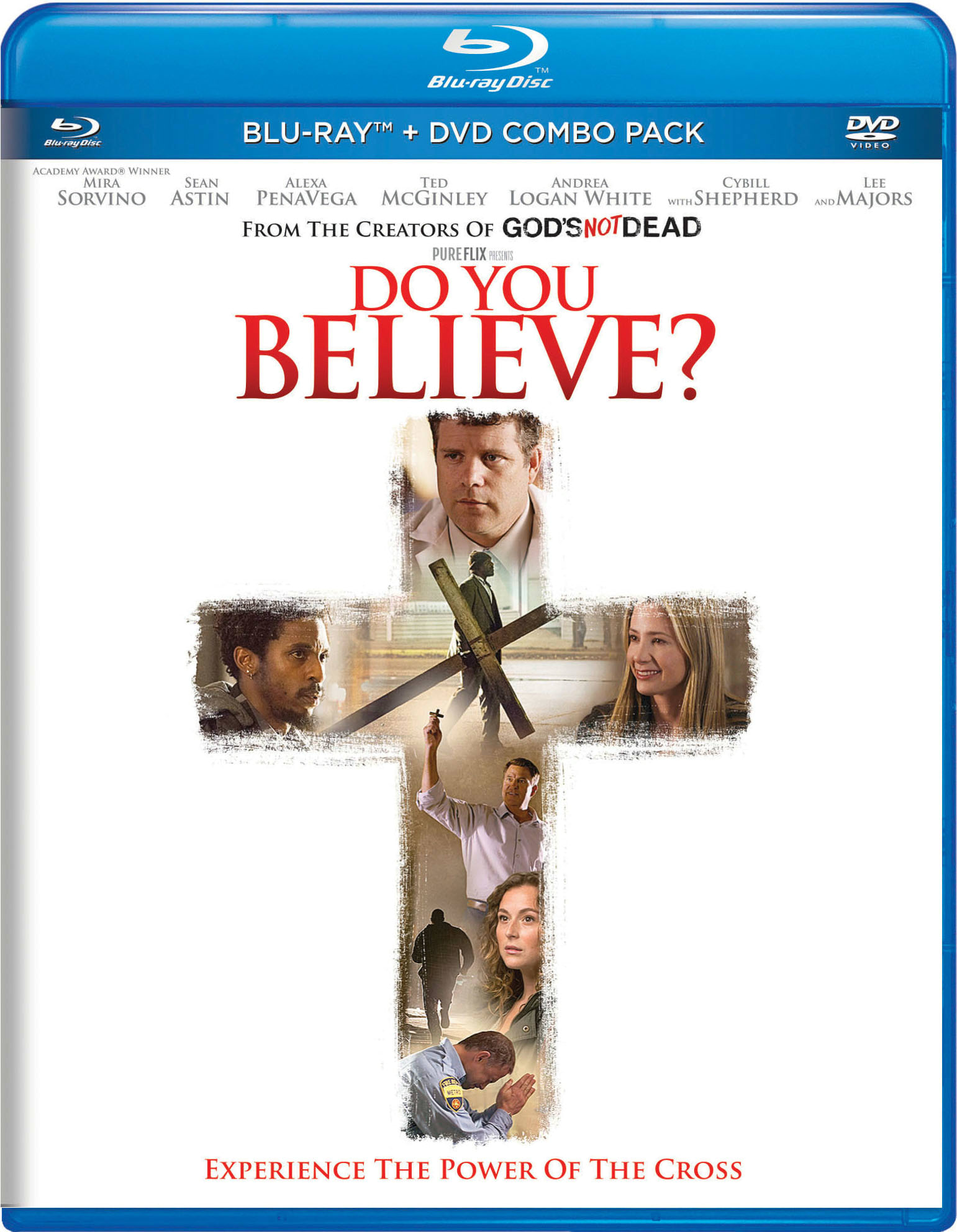 Do You Believe? (Combo Pack) [Blu-ray]