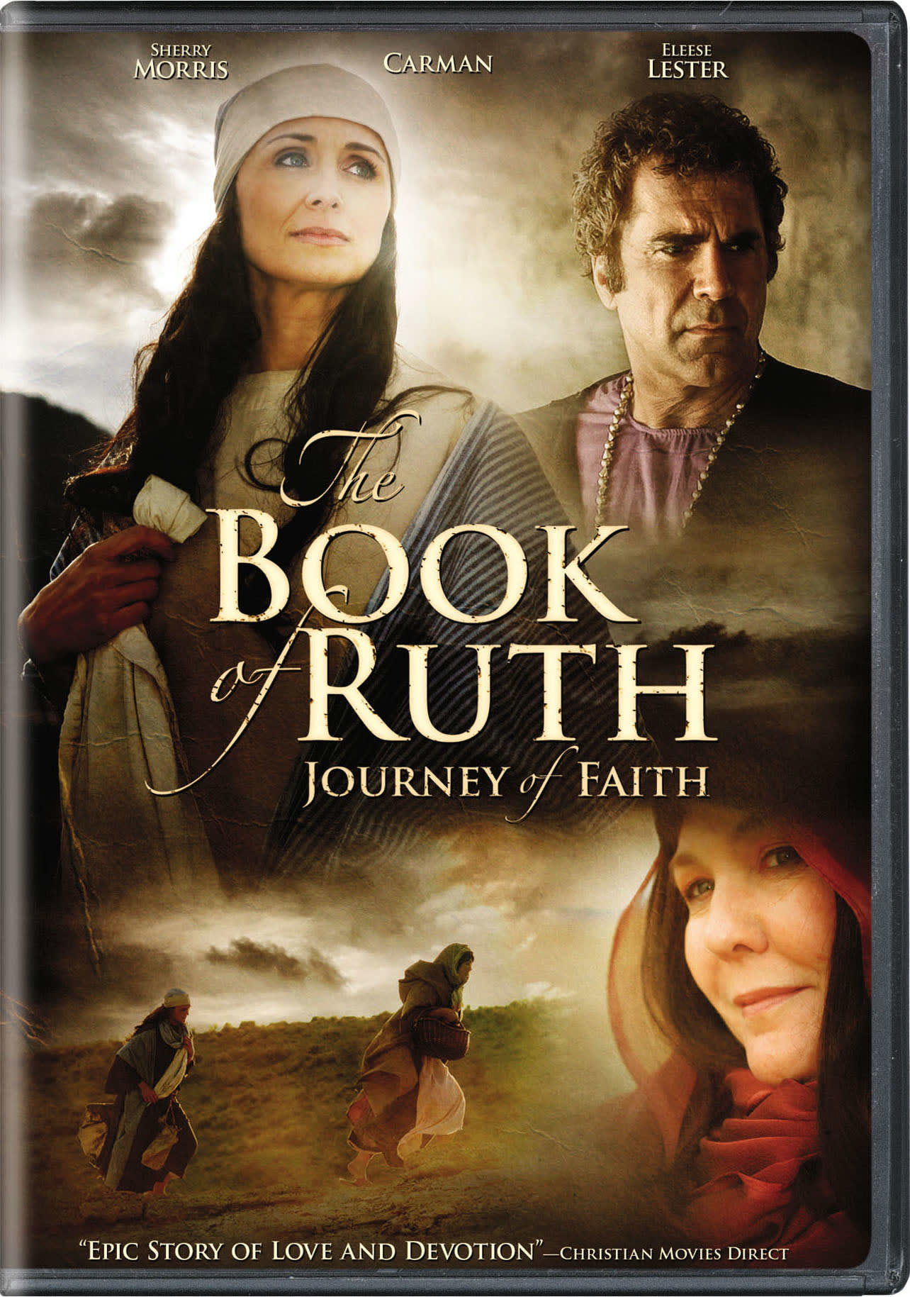 The Book of Ruth: Journey of Faith [DVD]