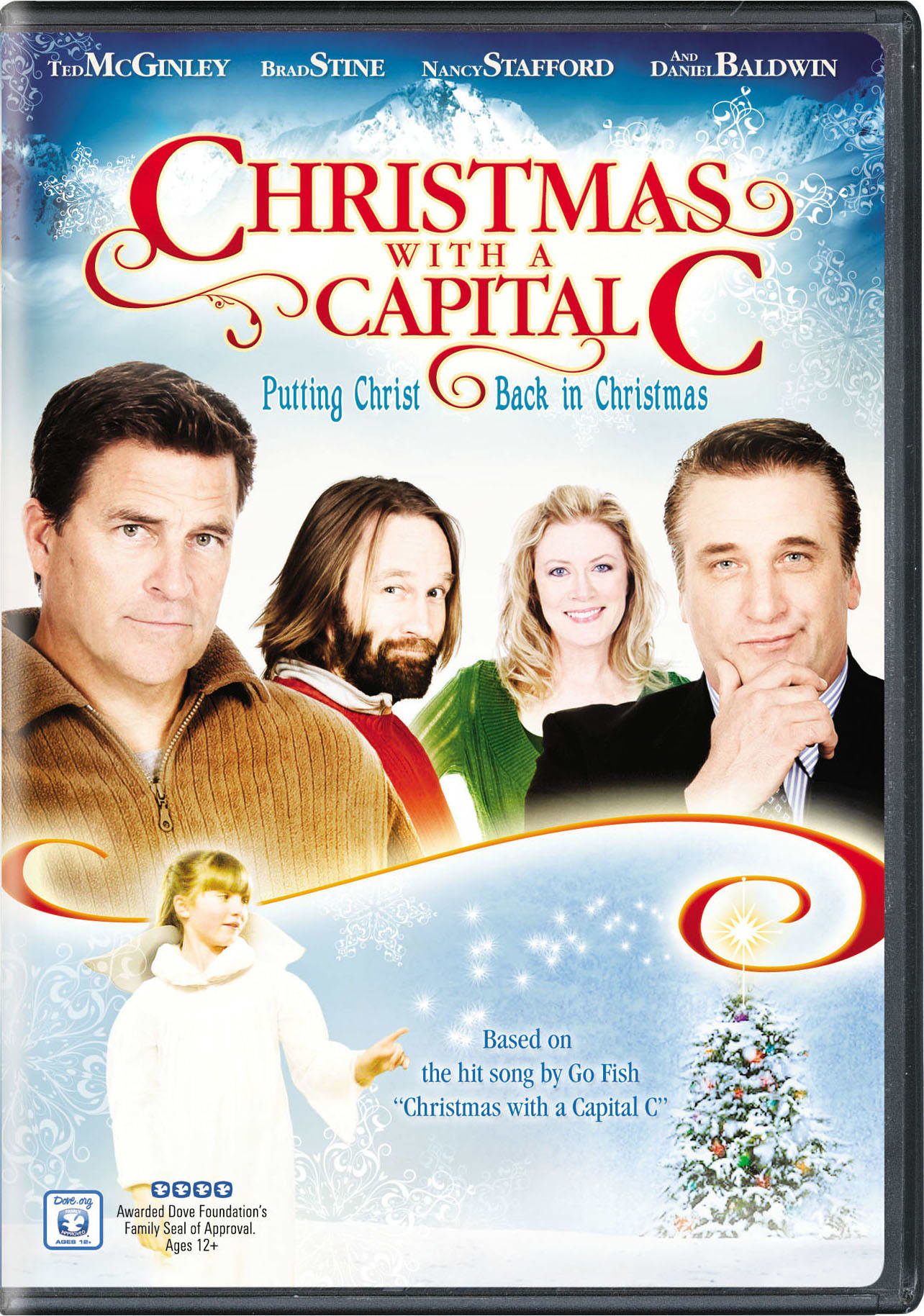 Christmas with a Capital C [DVD]