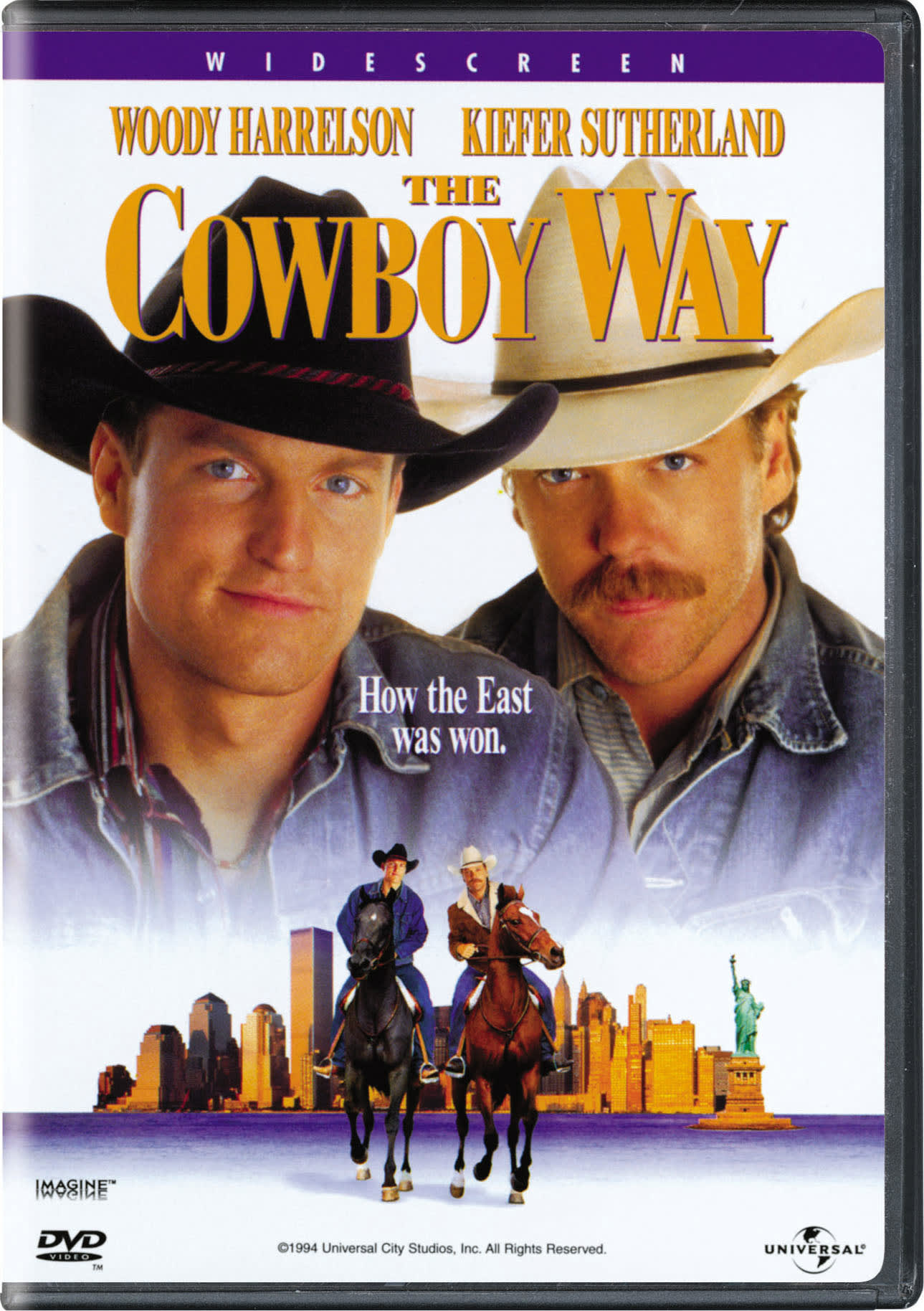 The Cowboy Way [DVD]