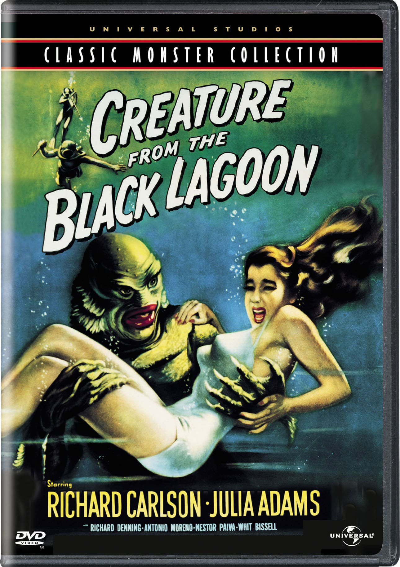 Creature from the Black Lagoon (2000) [DVD]