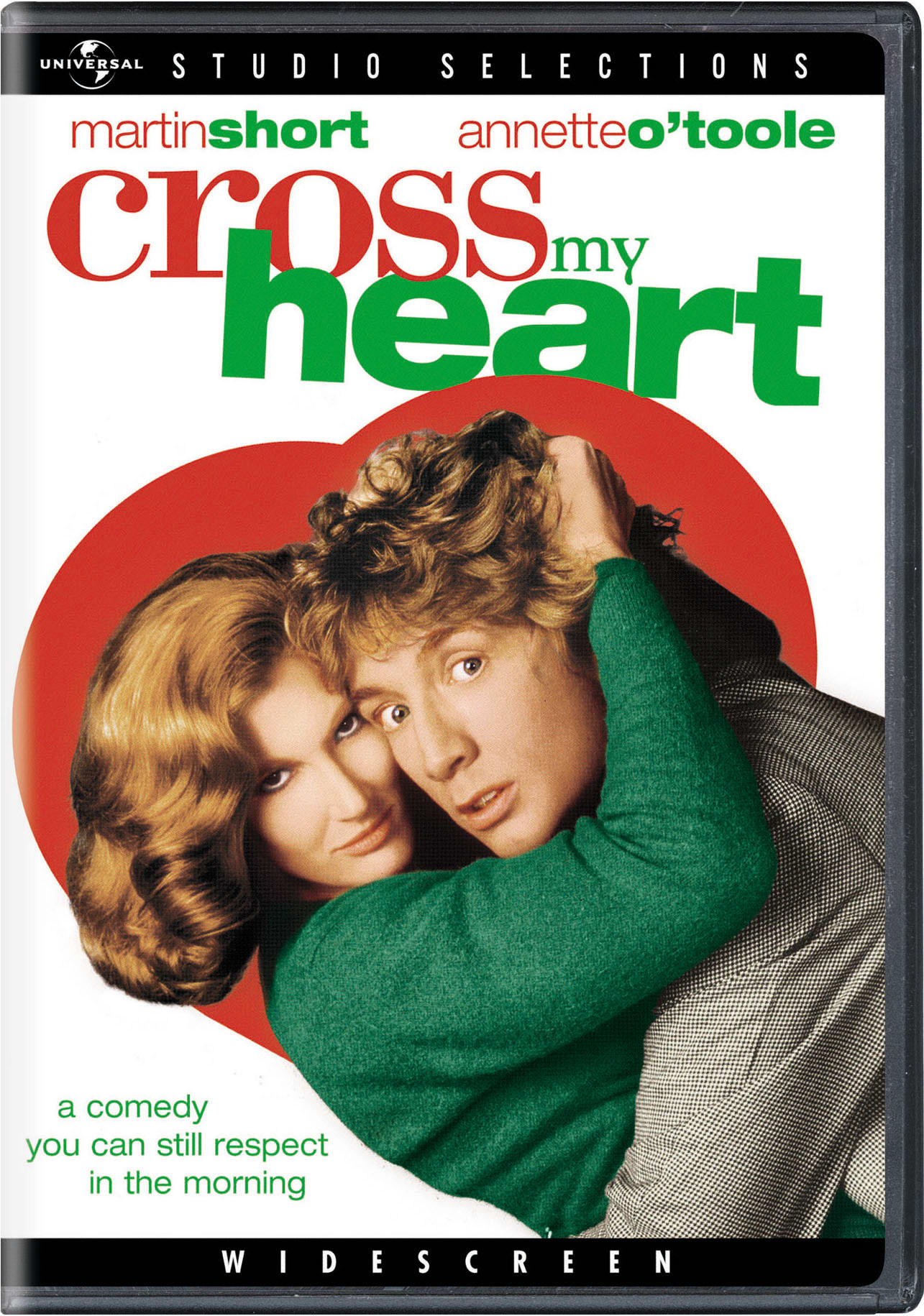 Cross My Heart [DVD]