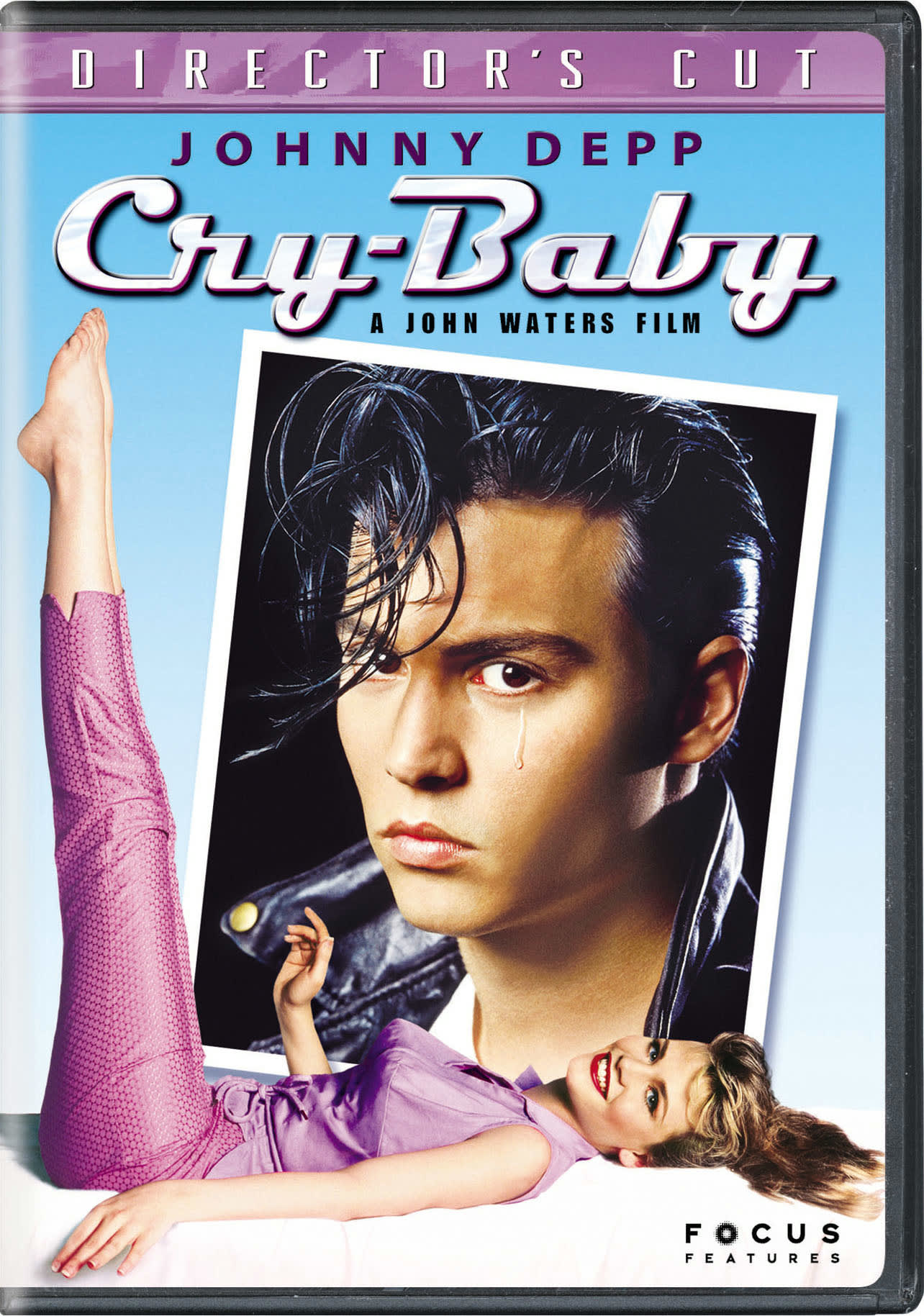 Cry Baby [DVD]