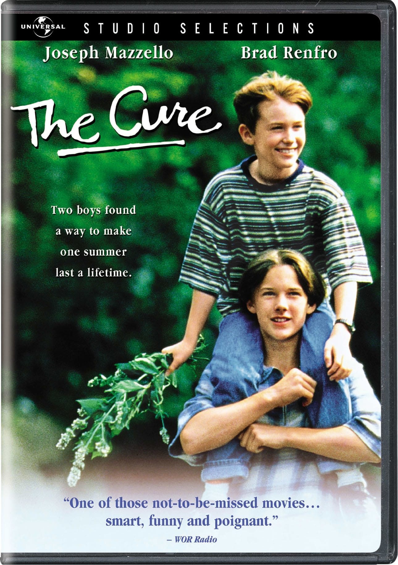 The Cure [DVD]