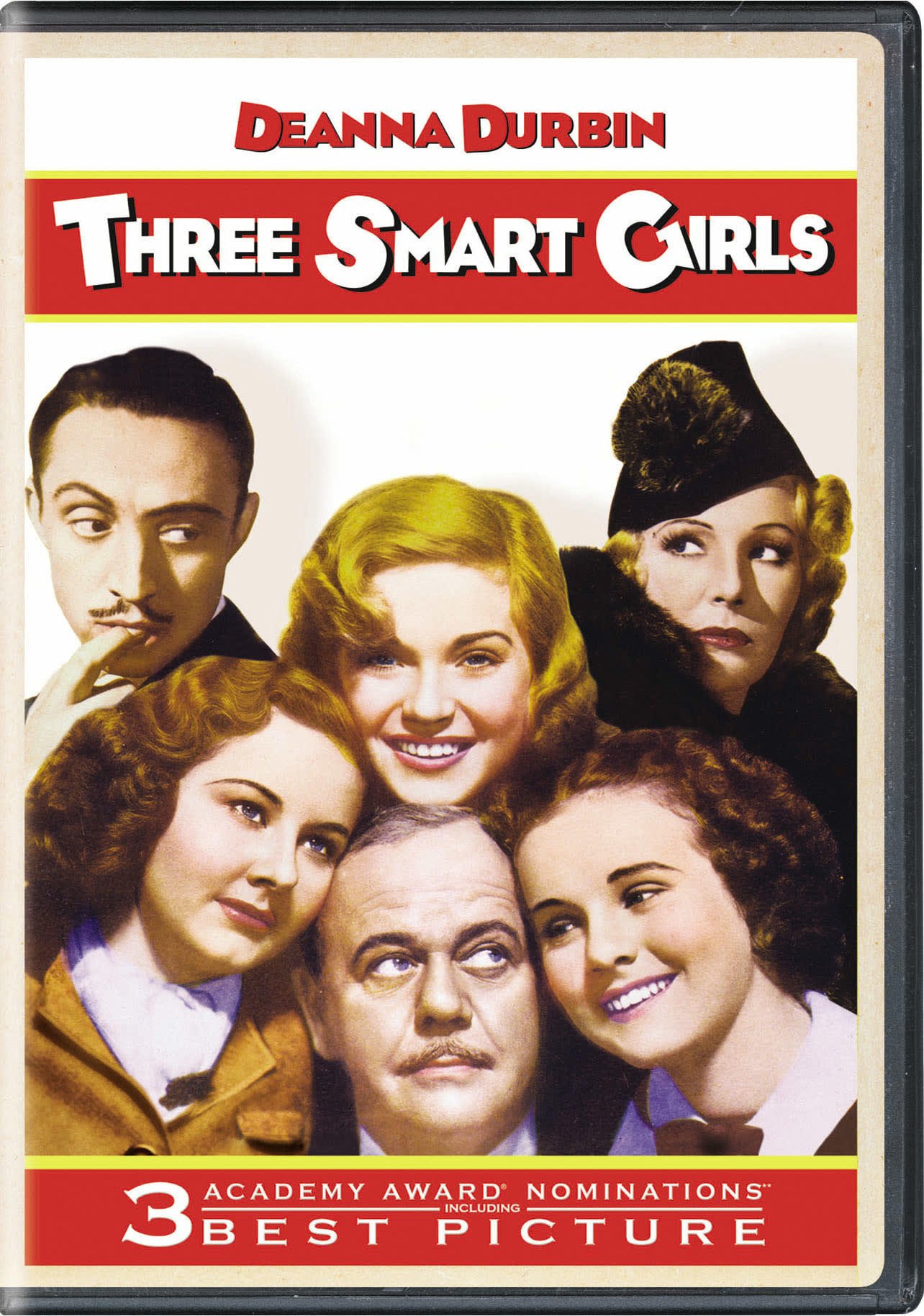Three Smart Girls [DVD]