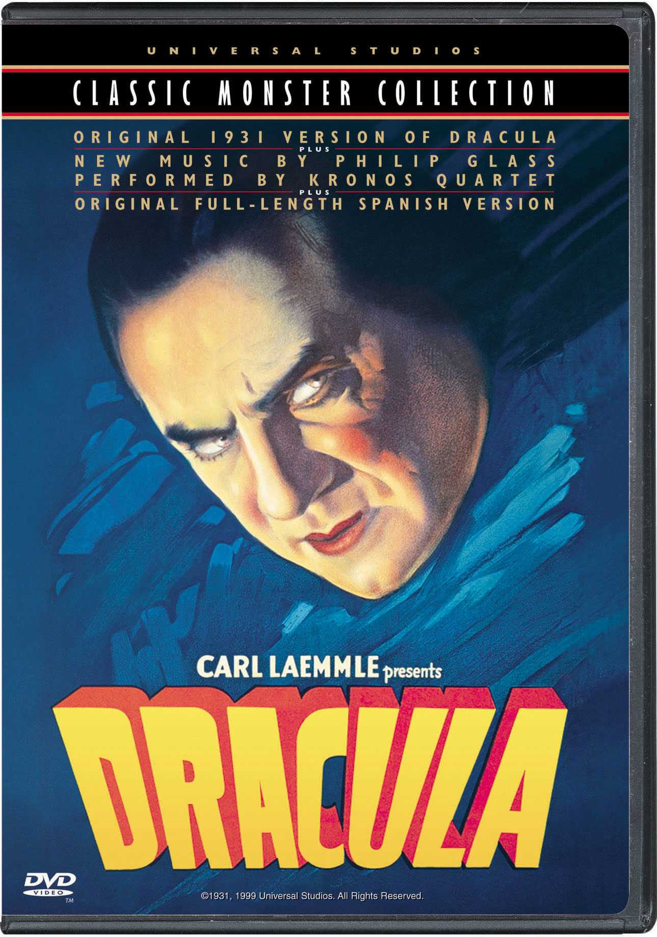 Dracula (Universal Studios Classic Monster Collection) [DVD]