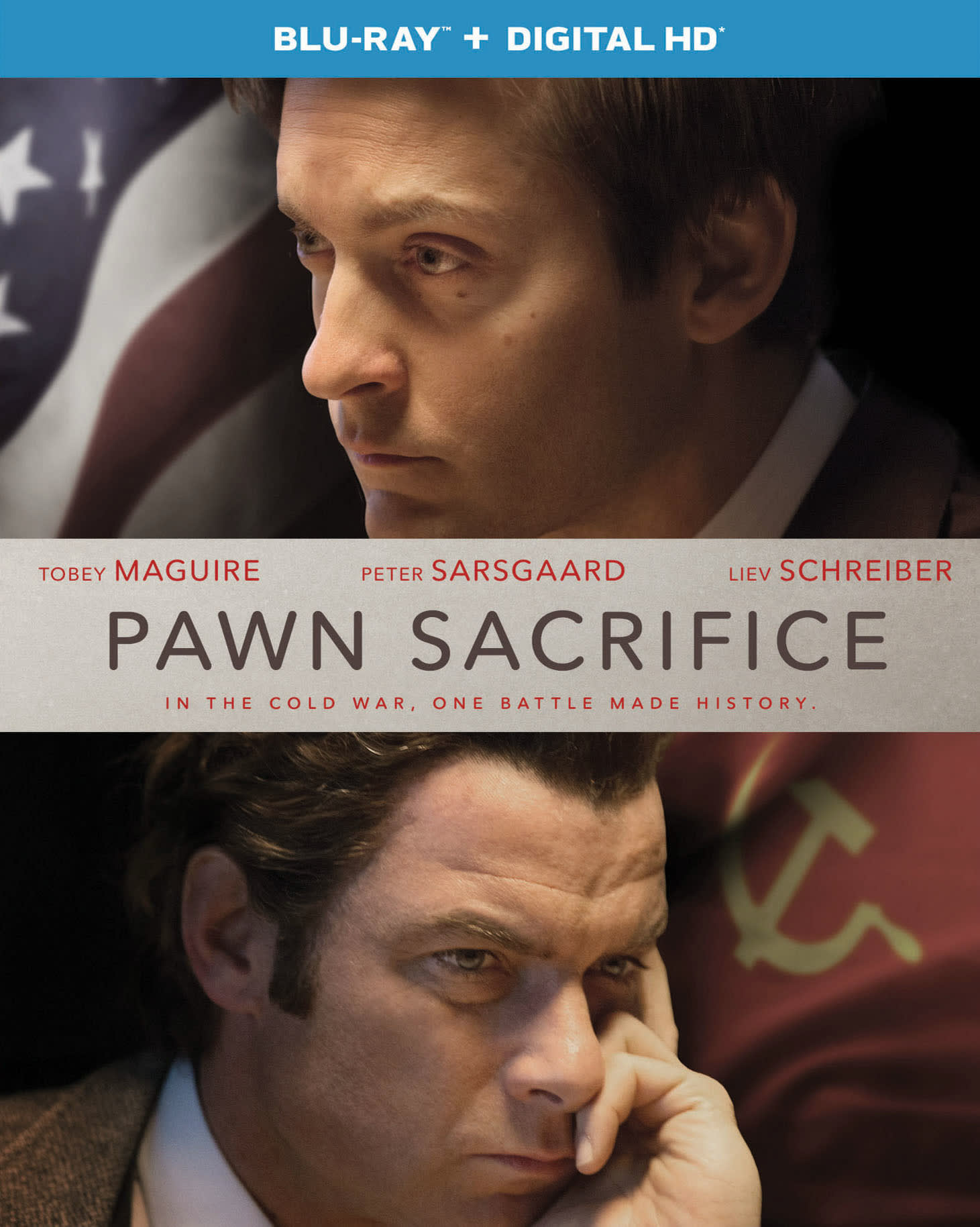 Pawn Sacrifice [Blu-ray]