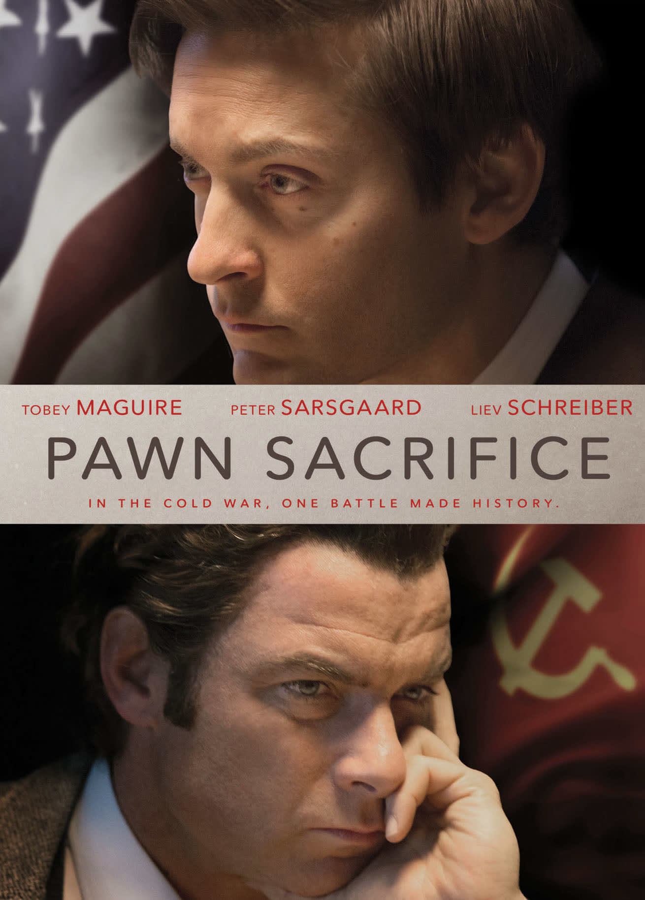 Pawn Sacrifice [DVD]