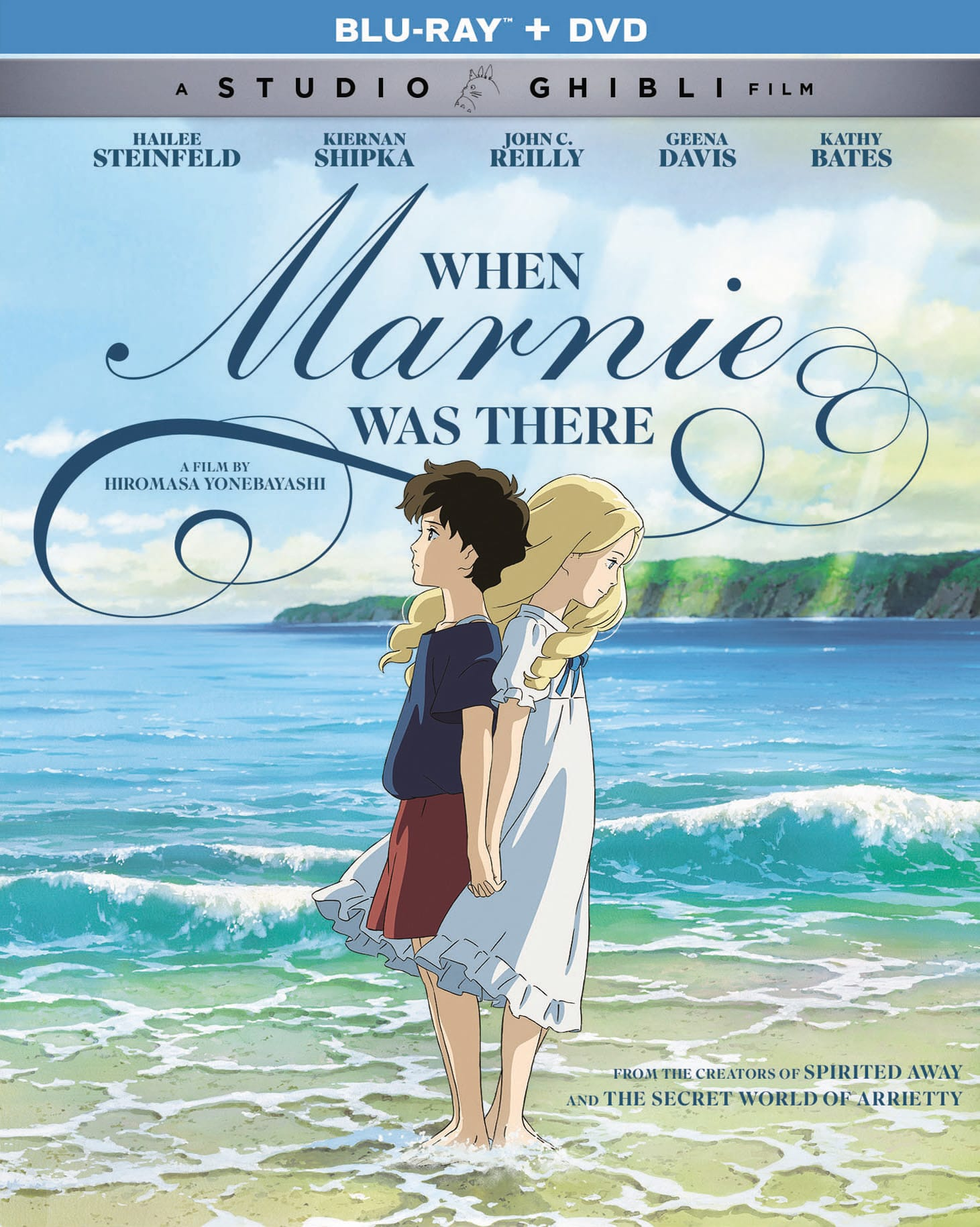 When Marnie Was There (Digital) [Blu-ray]