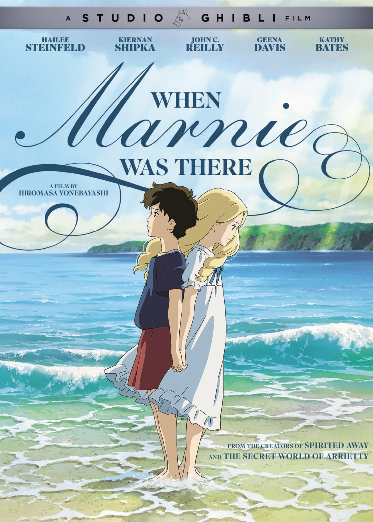 When Marnie Was There [DVD]
