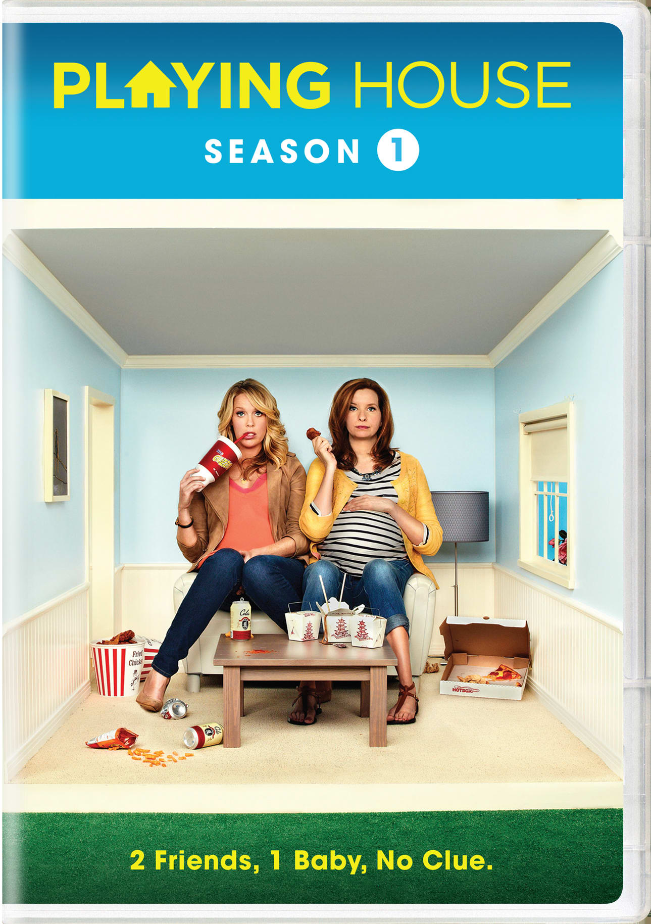 Playing House: Season One [DVD]