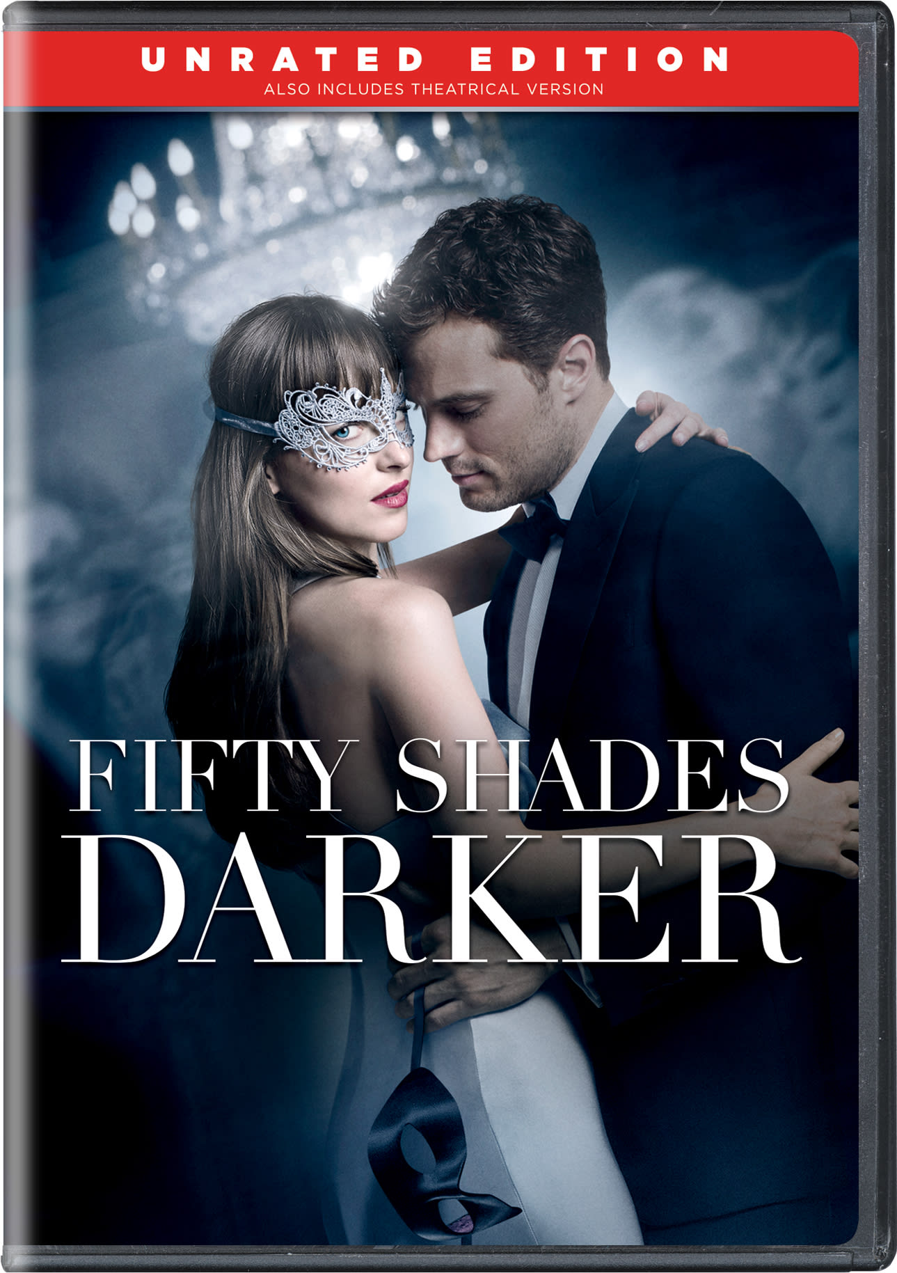 Fifty Shades Darker (Unrated Edition) [DVD]
