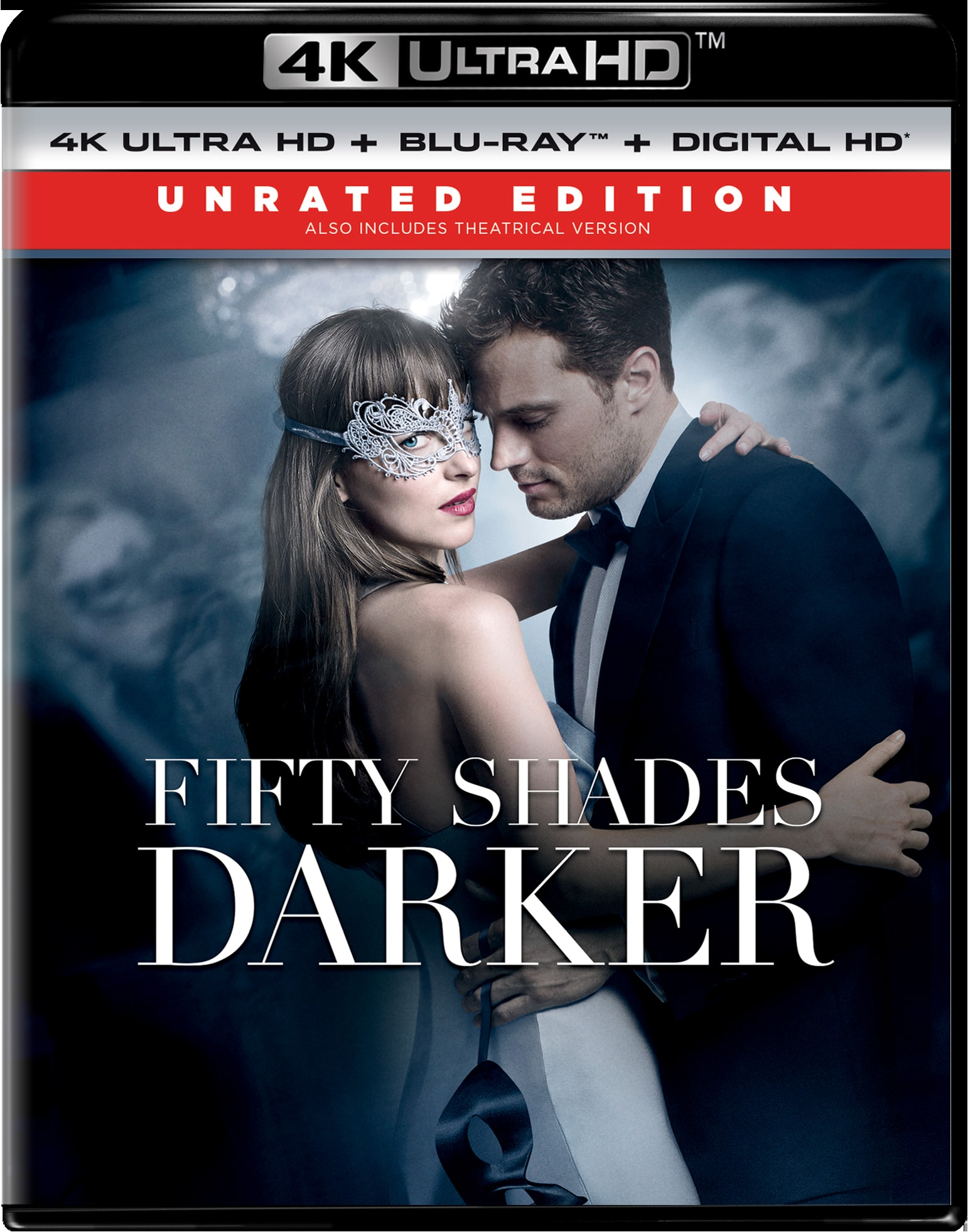 Fifty Shades Darker (4K Ultra HD) [UHD]