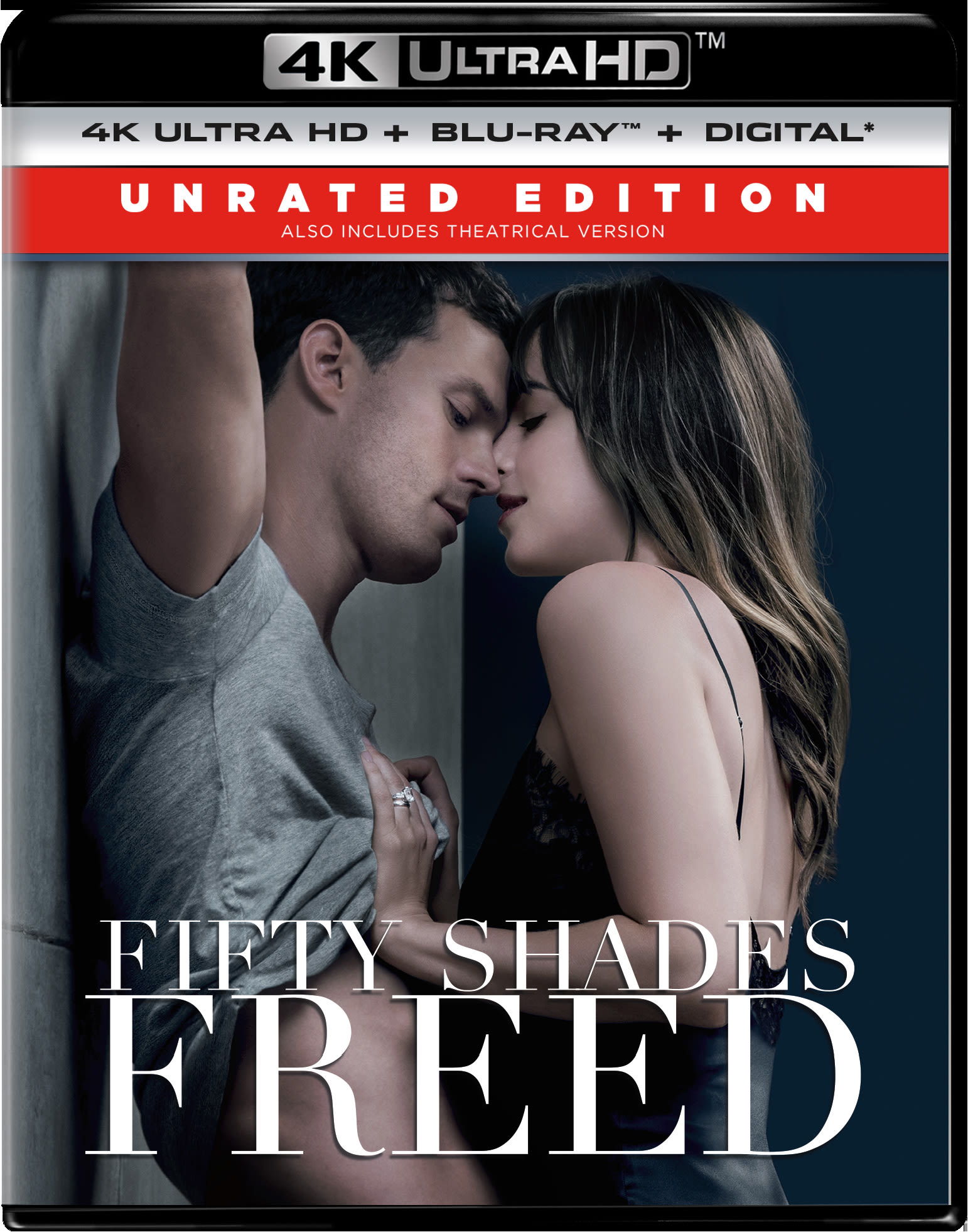 Fifty Shades Freed (4K Ultra HD) [UHD]