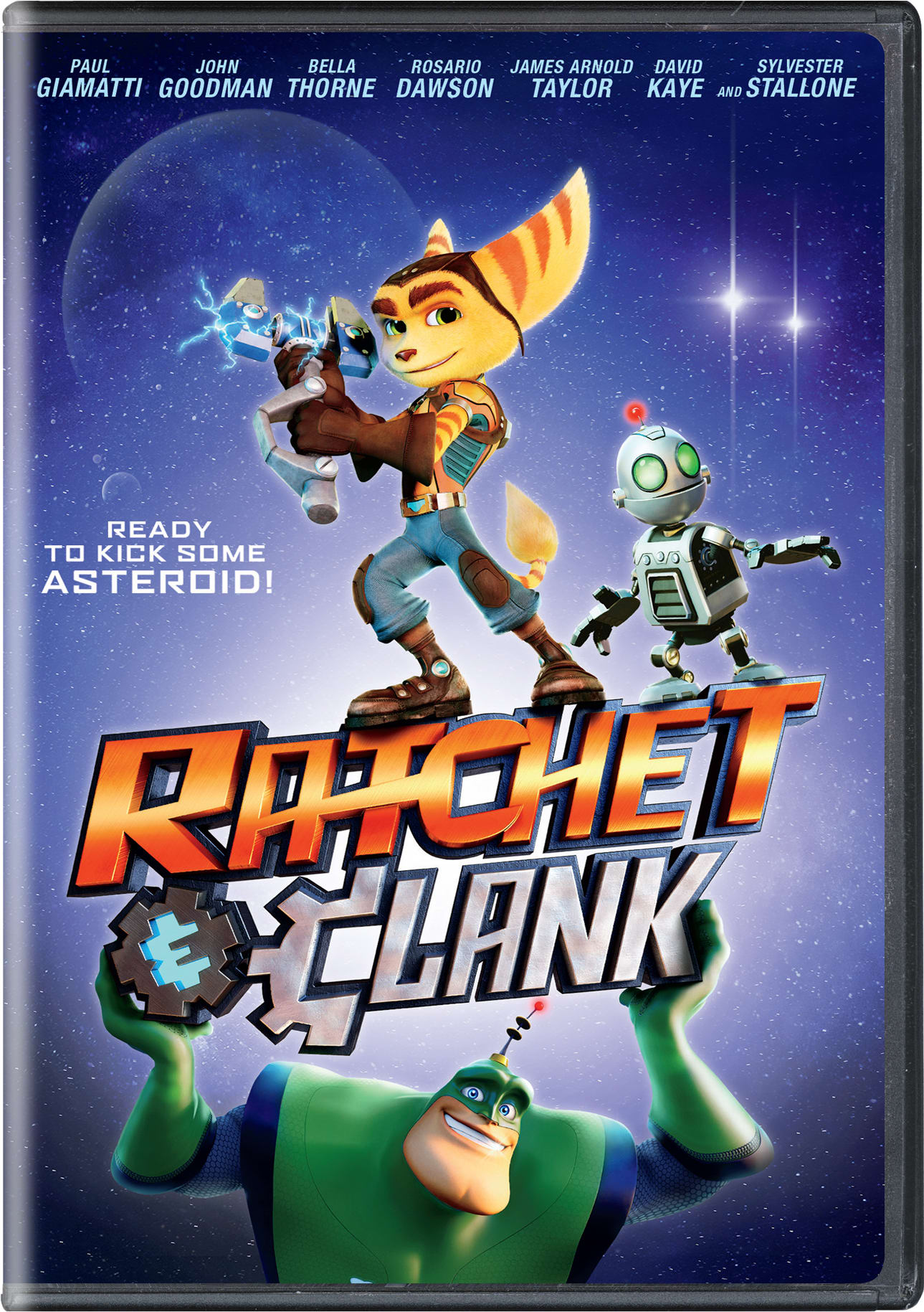 Ratchet and Clank [DVD]