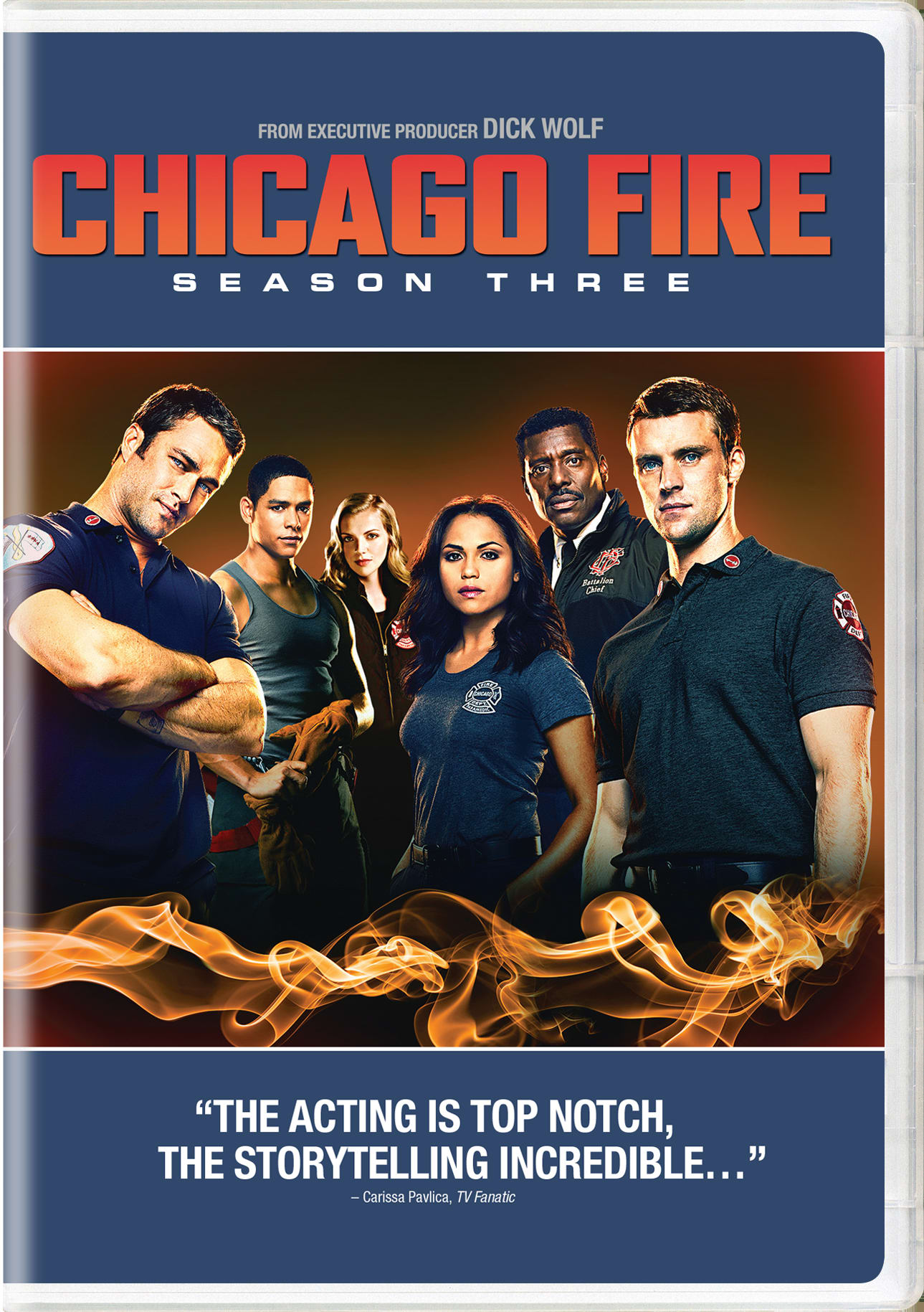 Chicago Fire: Season Three [DVD]