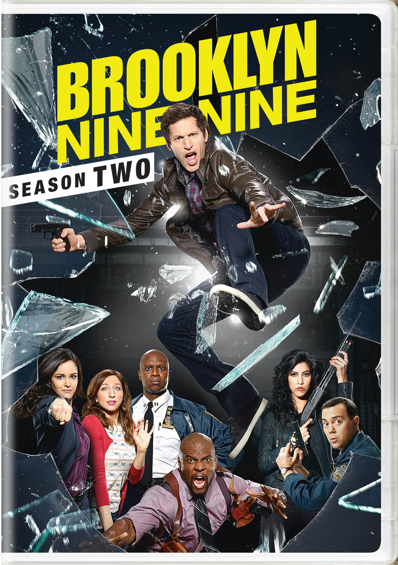 Brooklyn Nine-Nine: Season 2 [DVD]