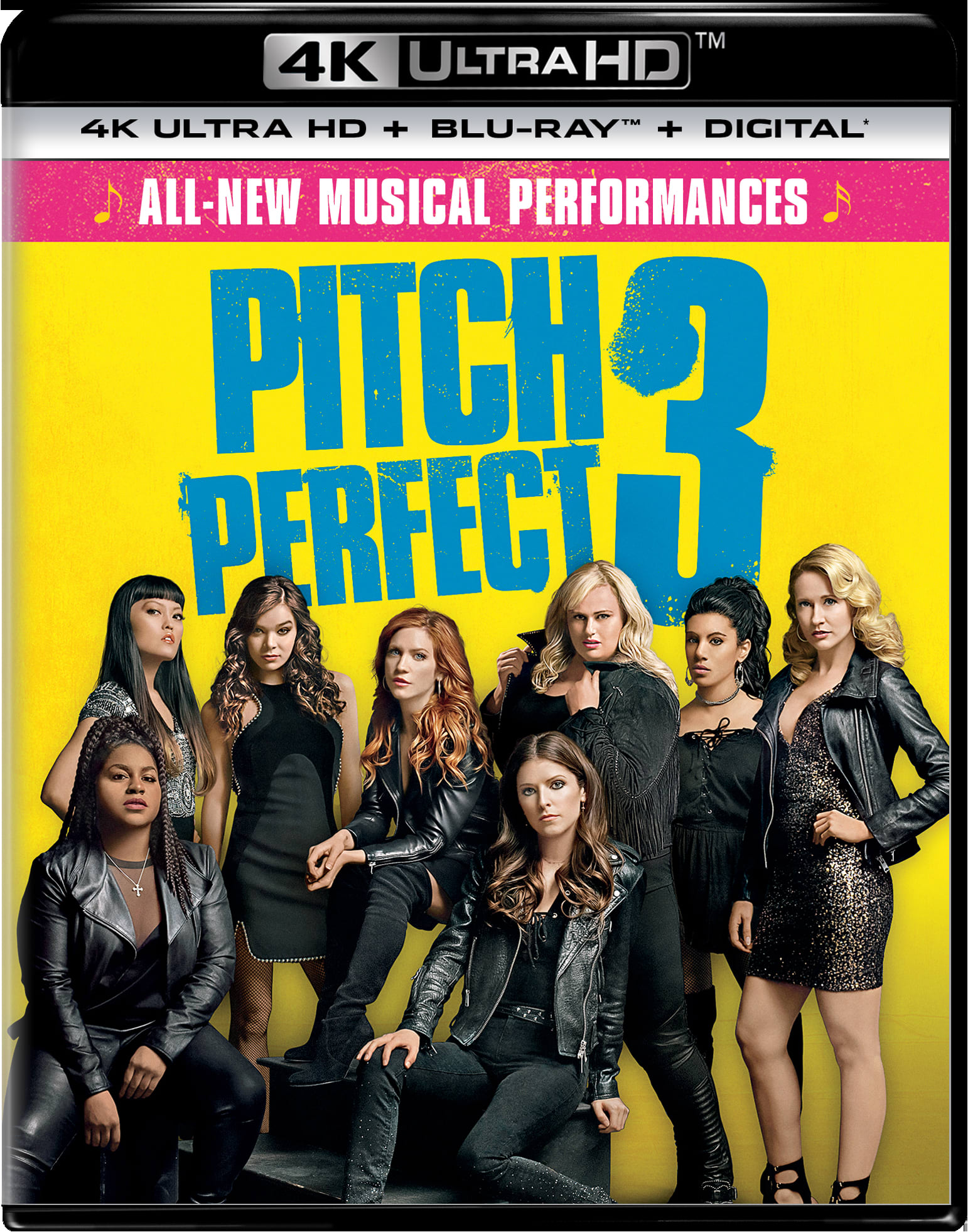 Pitch Perfect 3 (4K Ultra HD) [UHD]