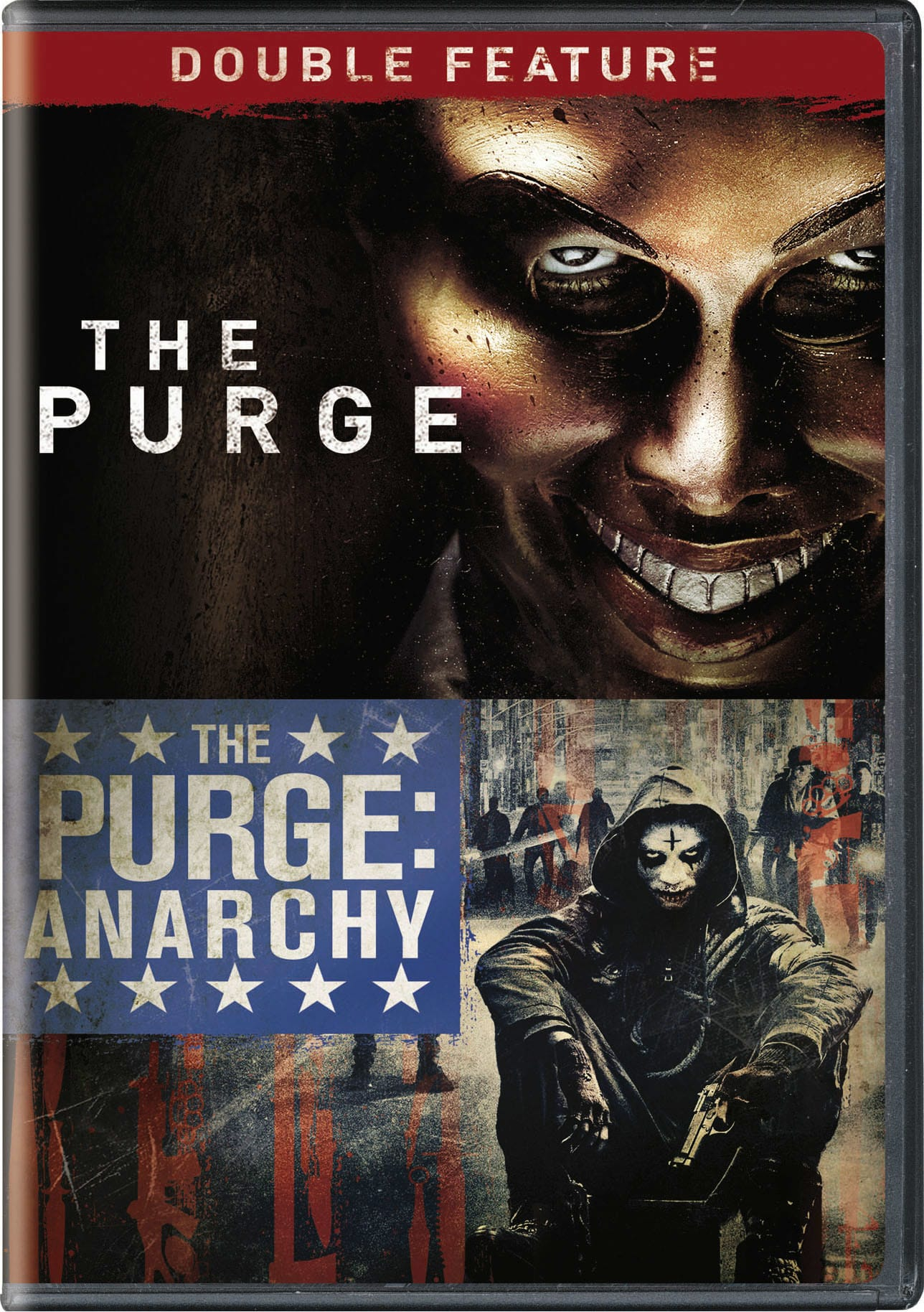 The Purge/The Purge: Anarchy [DVD]