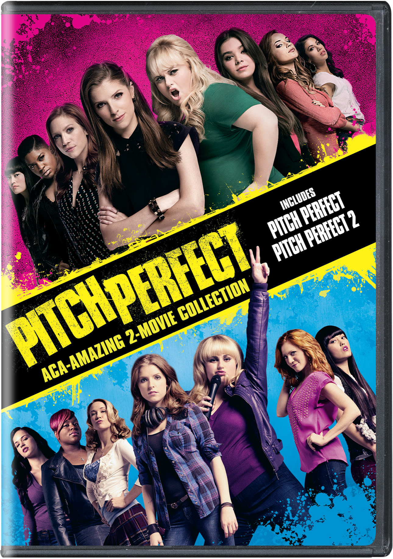Pitch Perfect/Pitch Perfect 2 [DVD]