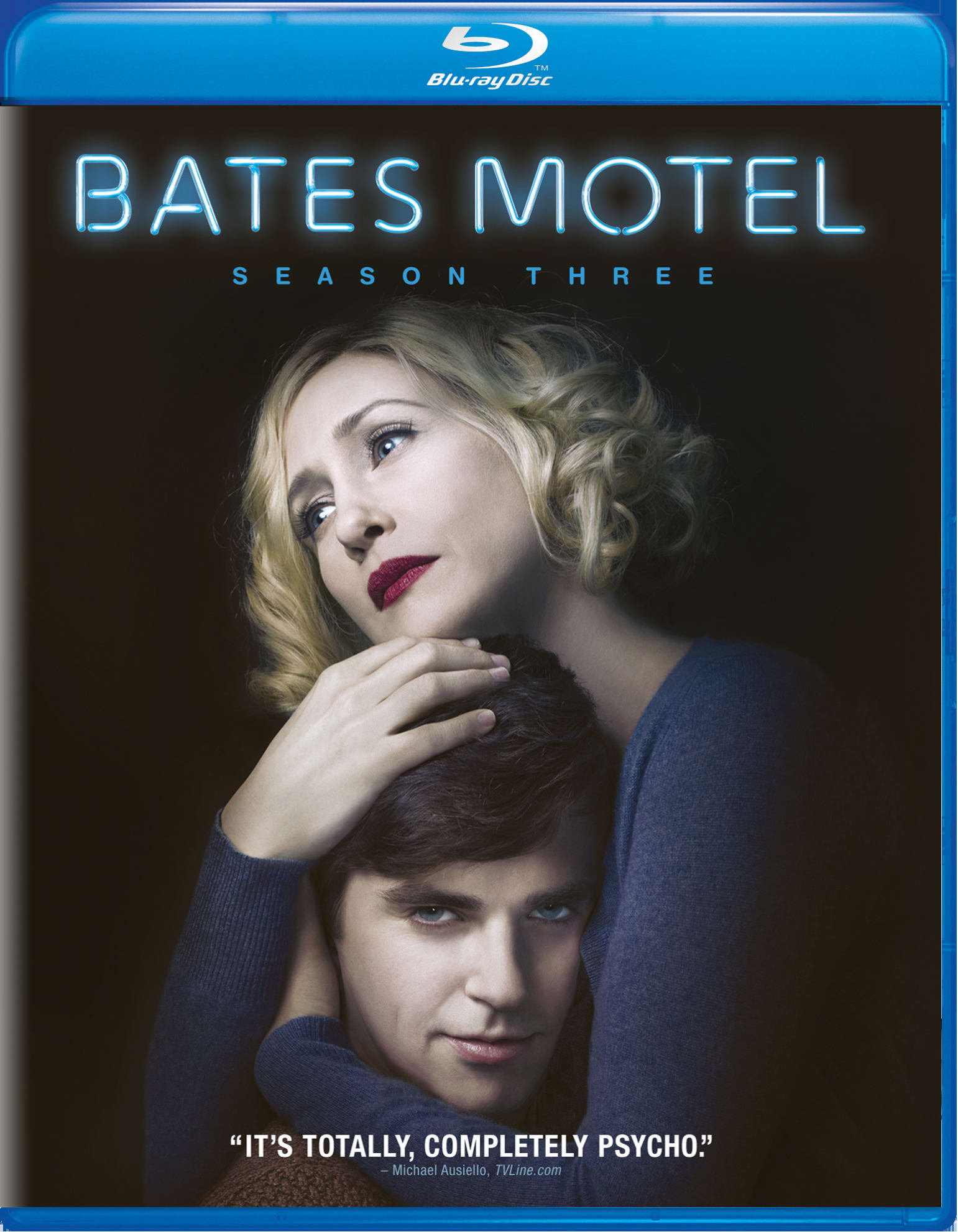 Bates Motel: Season Three [Blu-ray]