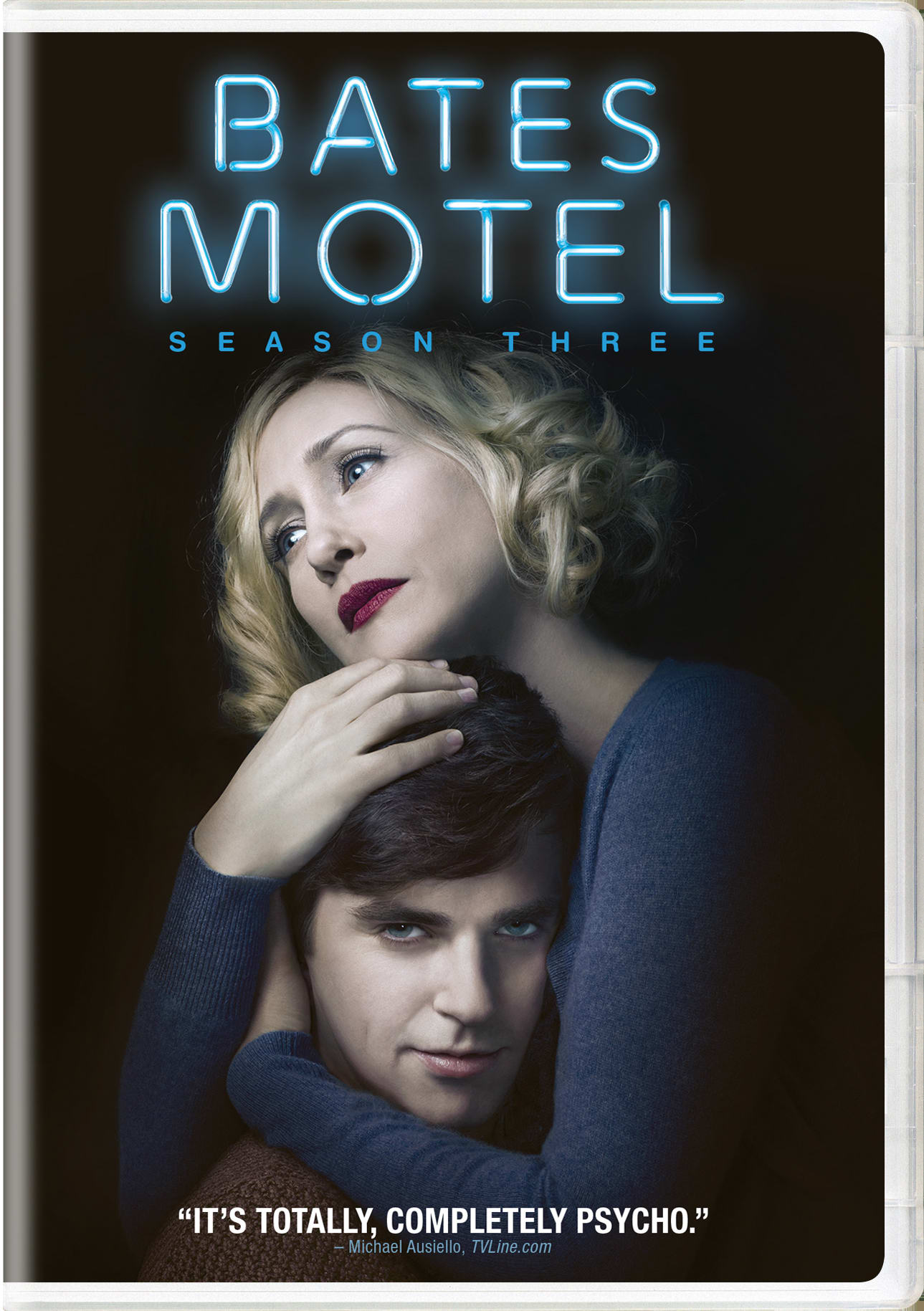 Bates Motel: Season Three [DVD]