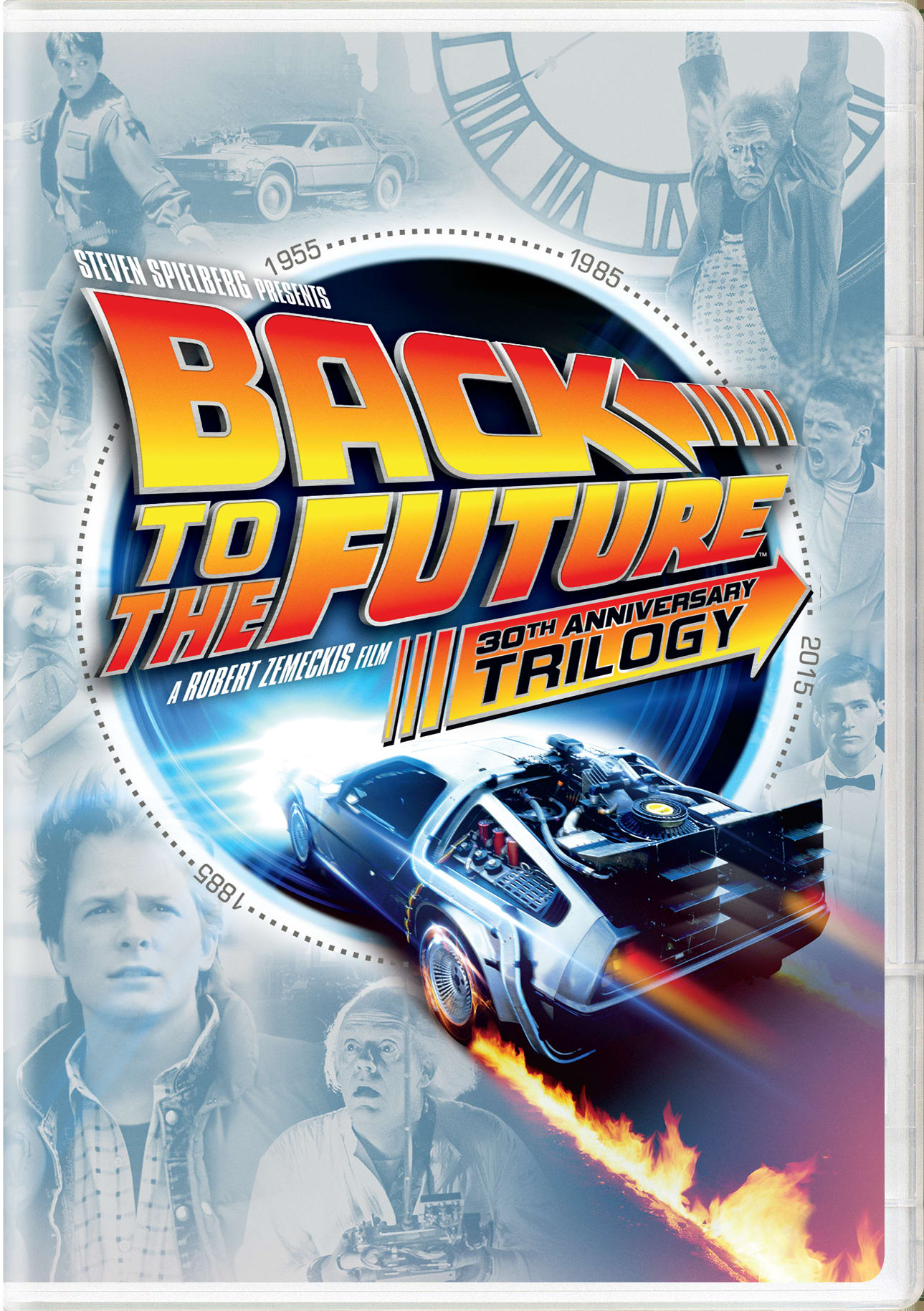 Back to the Future 30th Anniversary Trilogy [DVD]