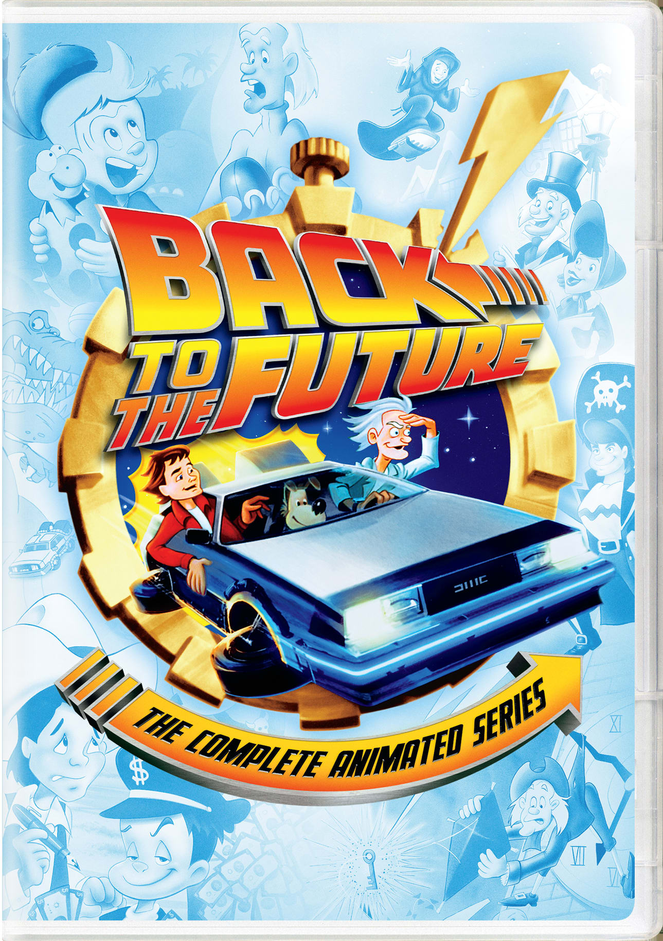 Back to the Future: The Complete Animated Series (Box Set) [DVD]