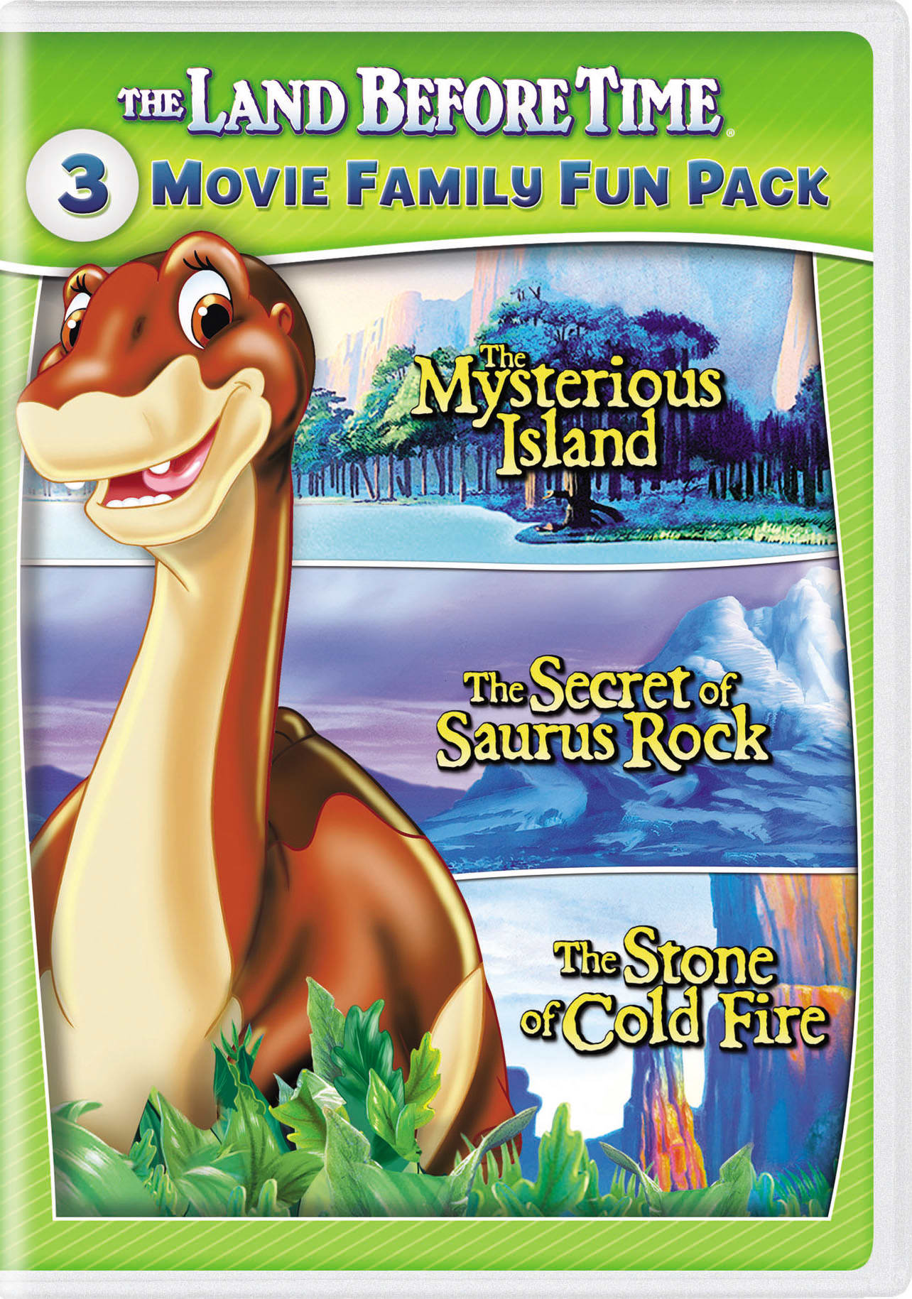 The Land Before Time V-VII [DVD]