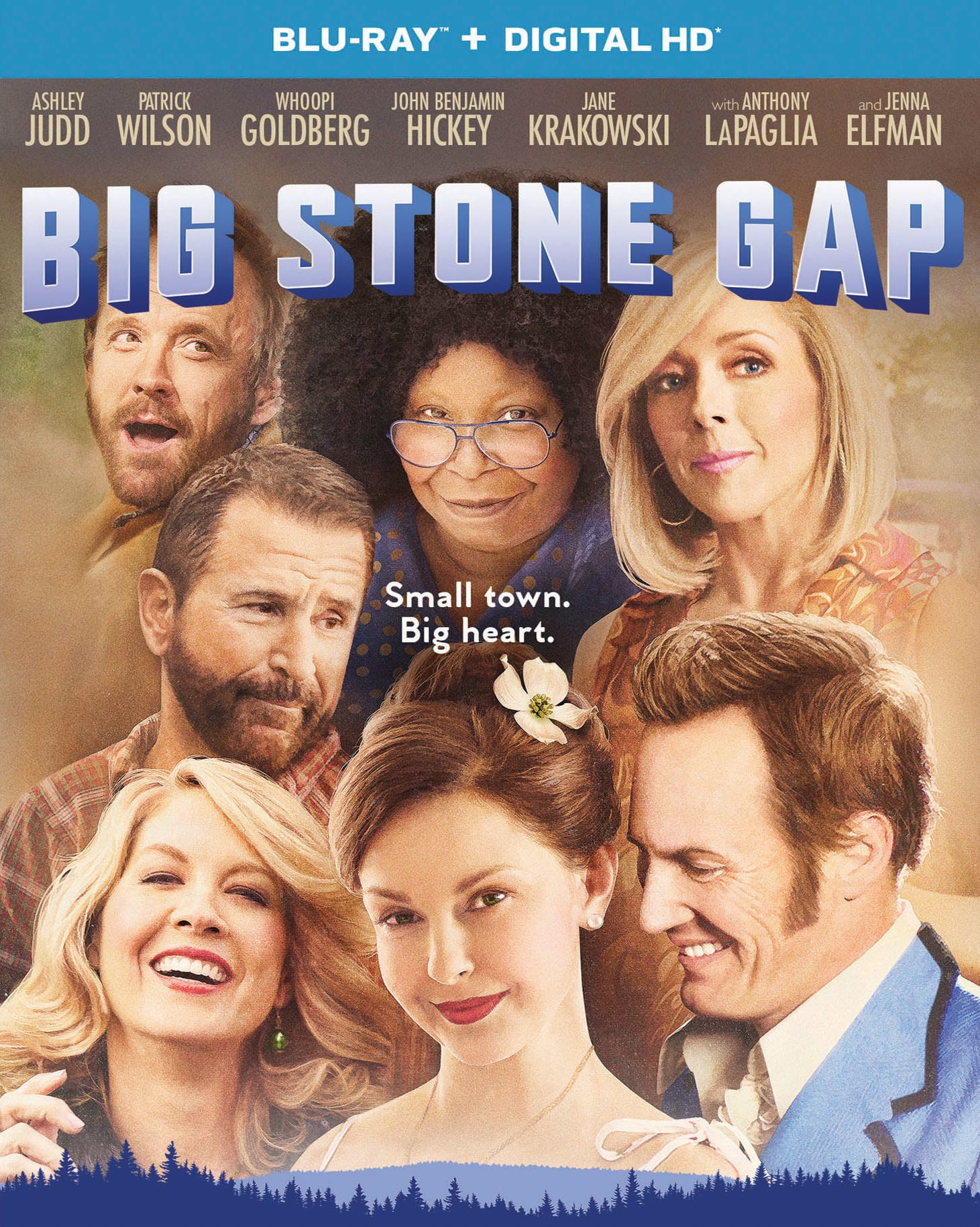 Big Stone Gap [Blu-ray]