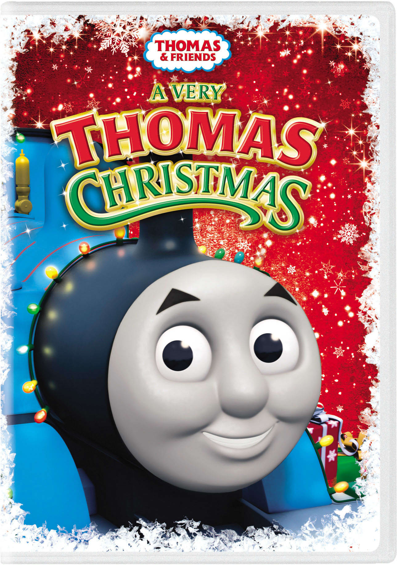 Thomas & Friends: A Very Thomas Christmas (2016) [DVD]