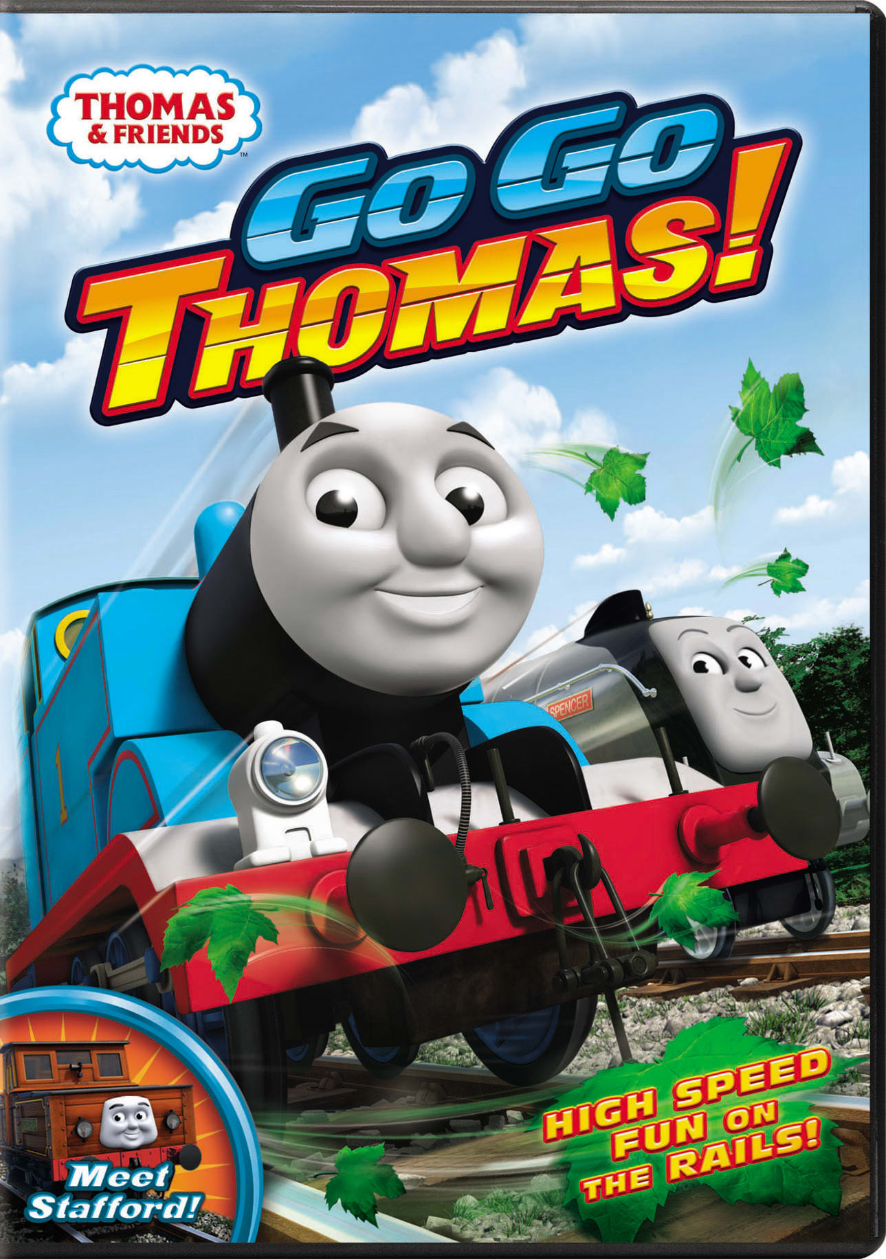 Thomas & Friends: Go Go Thomas [DVD]