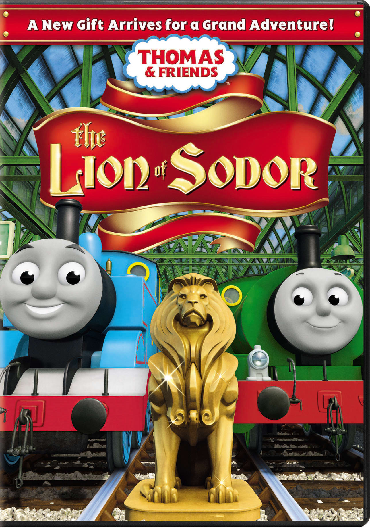 Thomas & Friends: The Lion of Sodor [DVD]