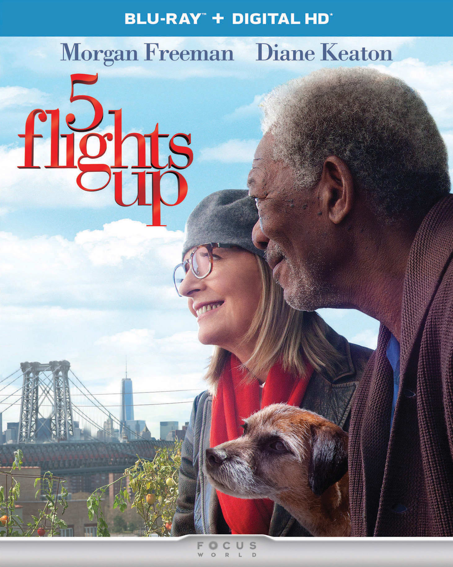 5 Flights Up [Blu-ray]