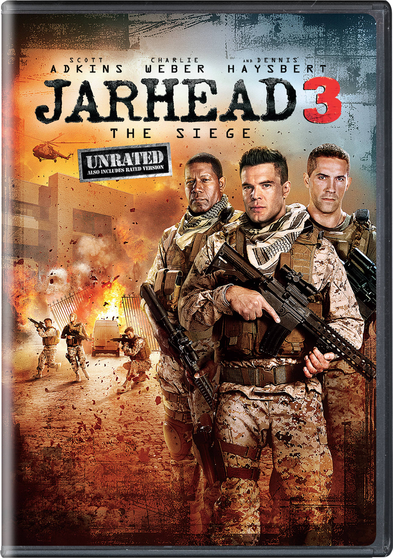 Jarhead 3 - The Siege [DVD]