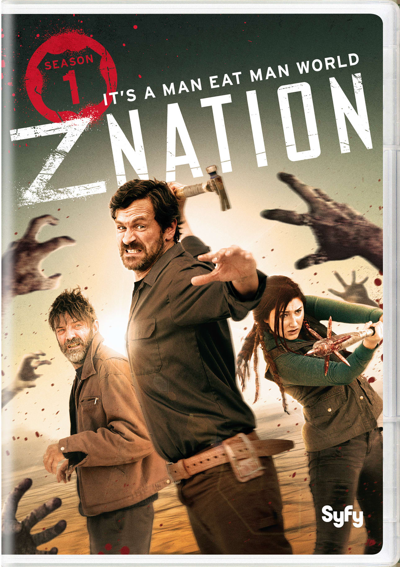 Z Nation: Season One [DVD]