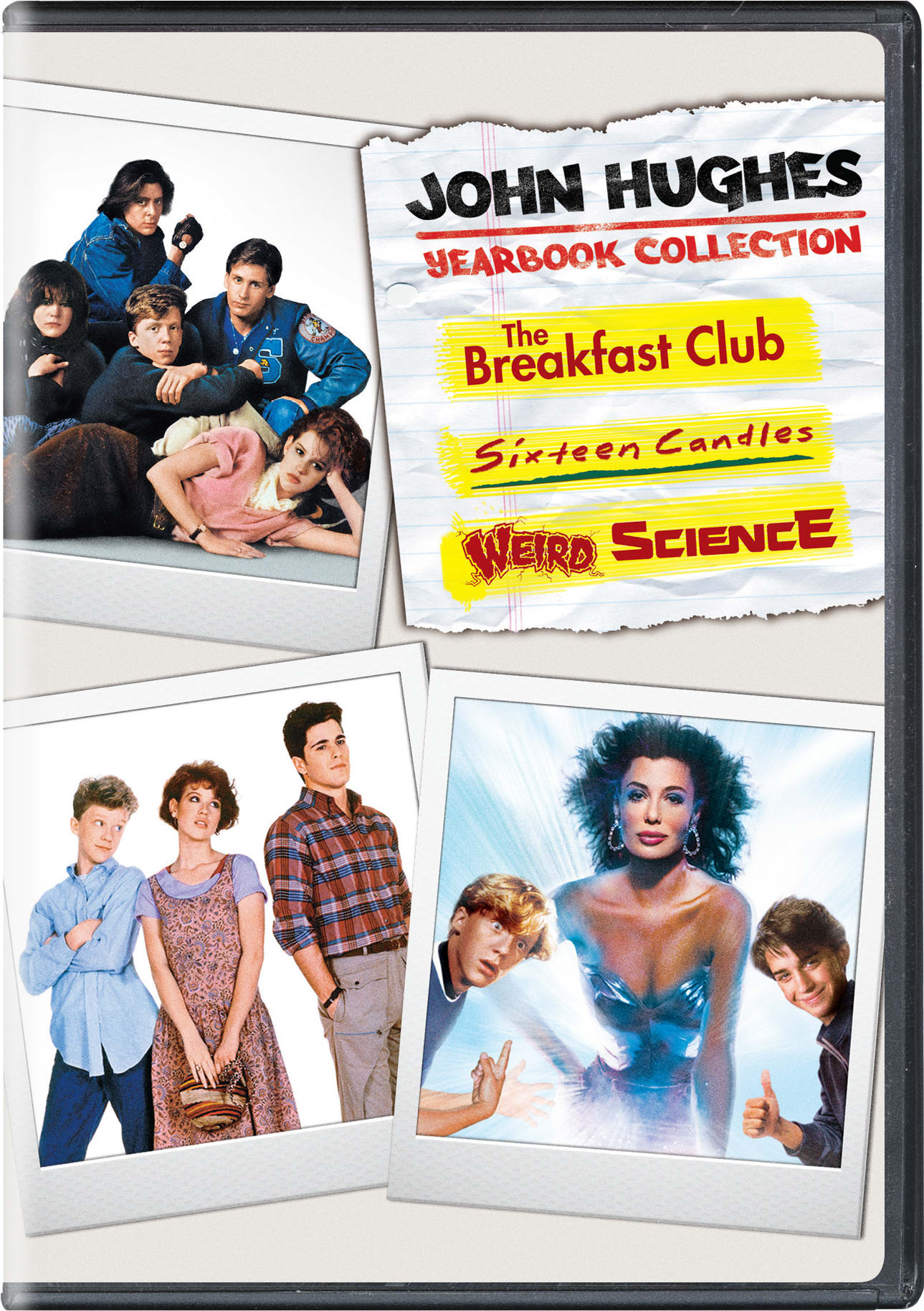 John Hughes Yearbook Collection [DVD]