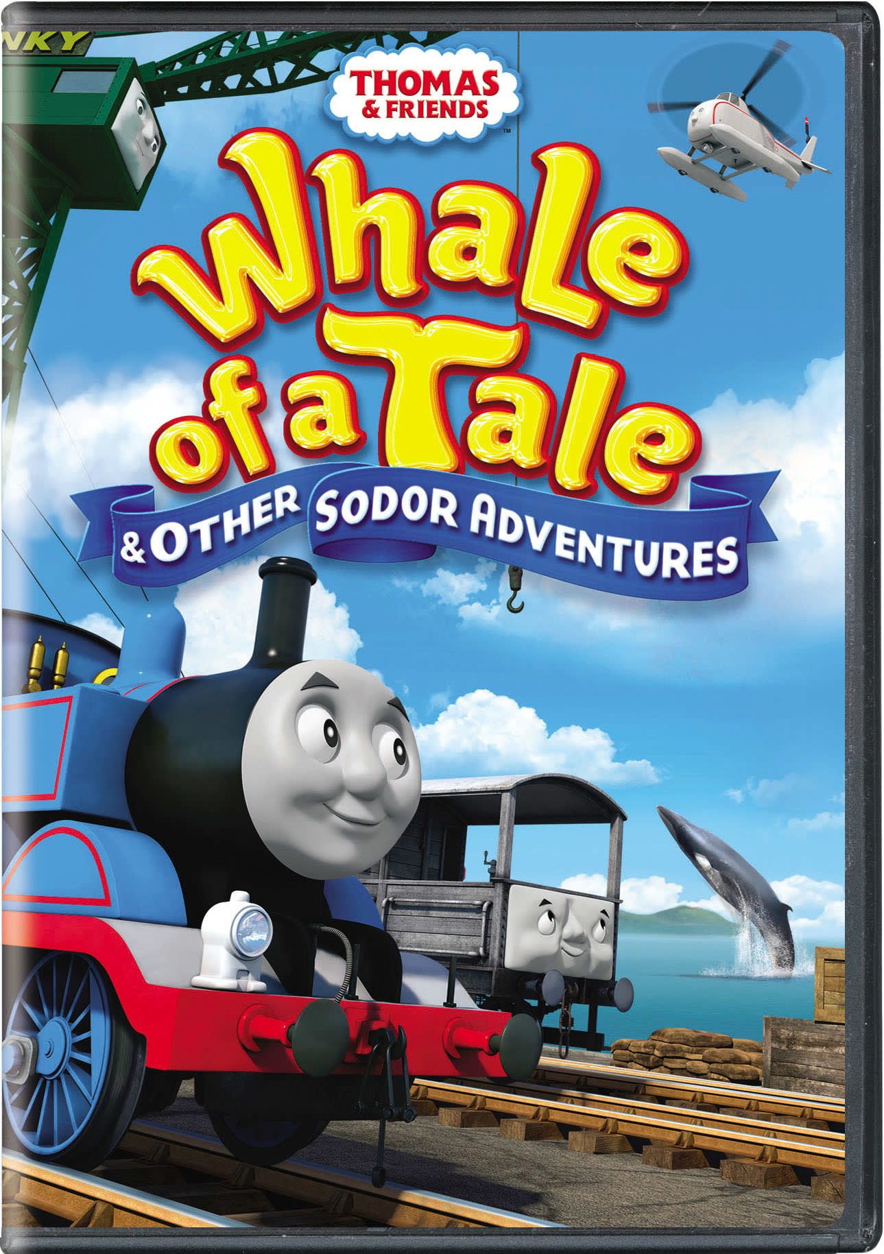 Thomas & Friends: Whale of a Tale & Other Sodor Adventures [DVD]