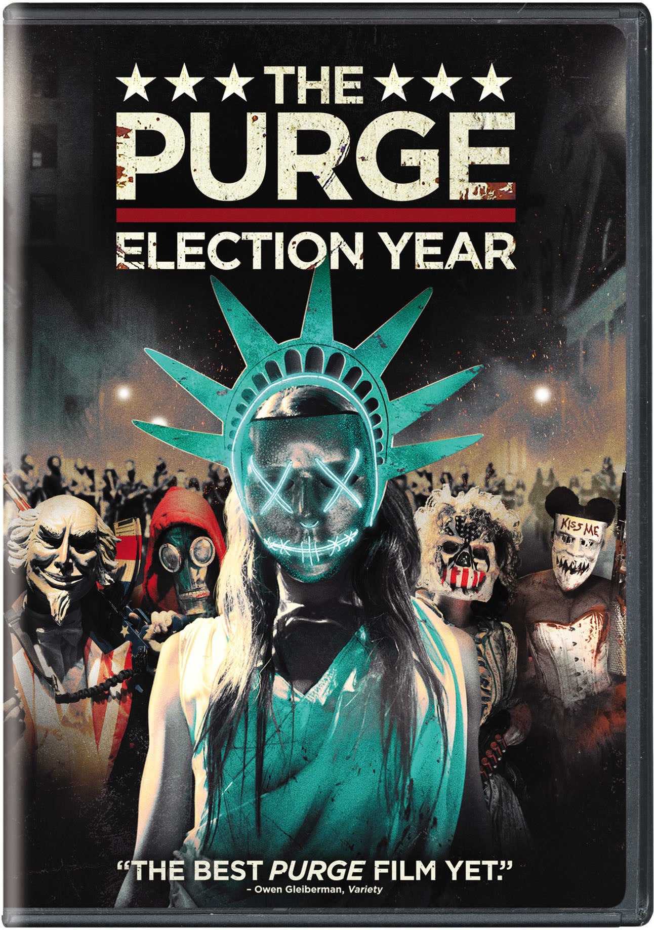 The Purge: Election Year [DVD]