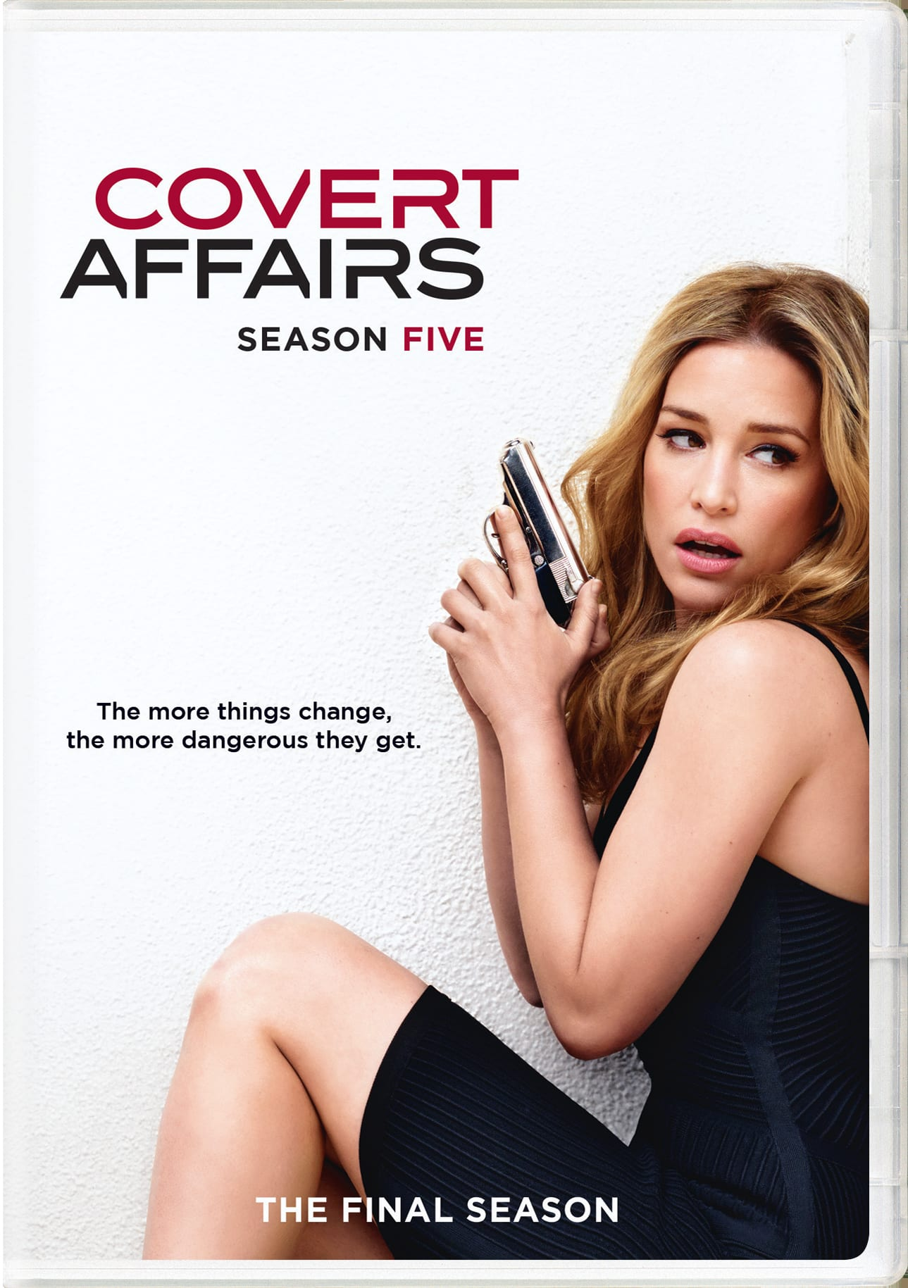 Covert Affairs: Season 5 [DVD]