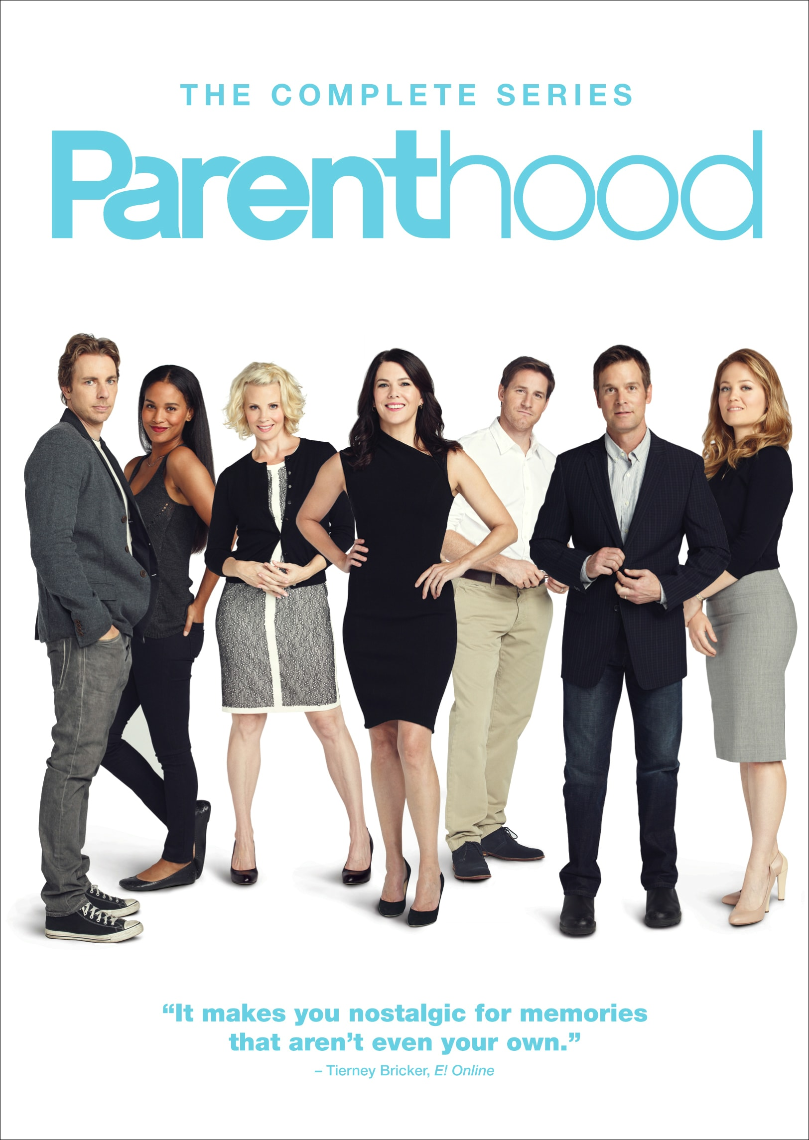 Parenthood: The Complete Series [DVD]