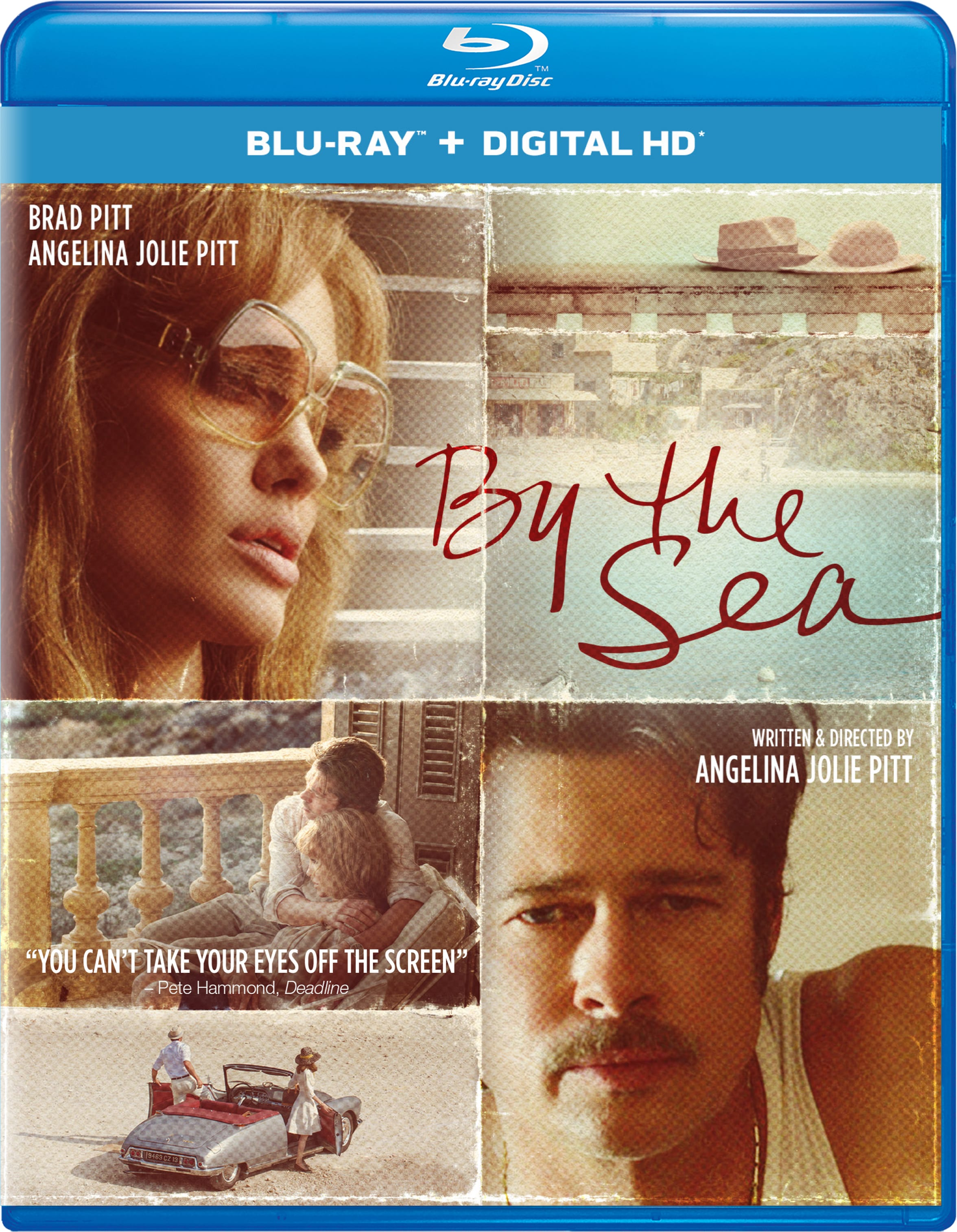 By the Sea [Blu-ray]