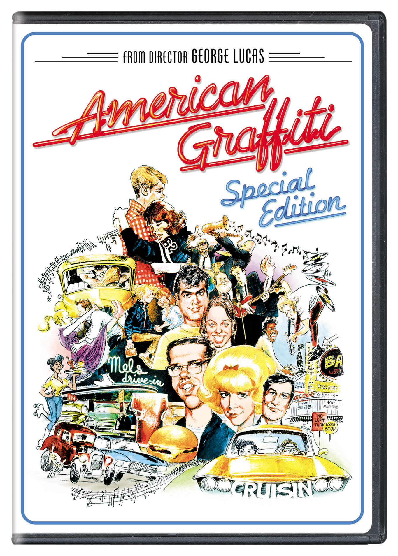American Graffiti (Special Edition) [DVD]