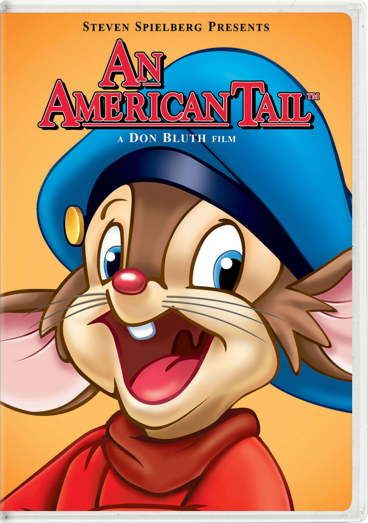 An American Tail [DVD]