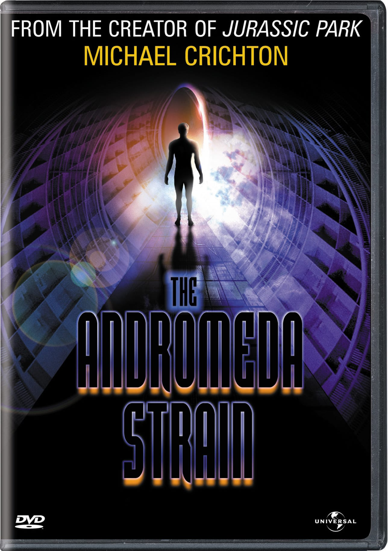 The Andromeda Strain [DVD]